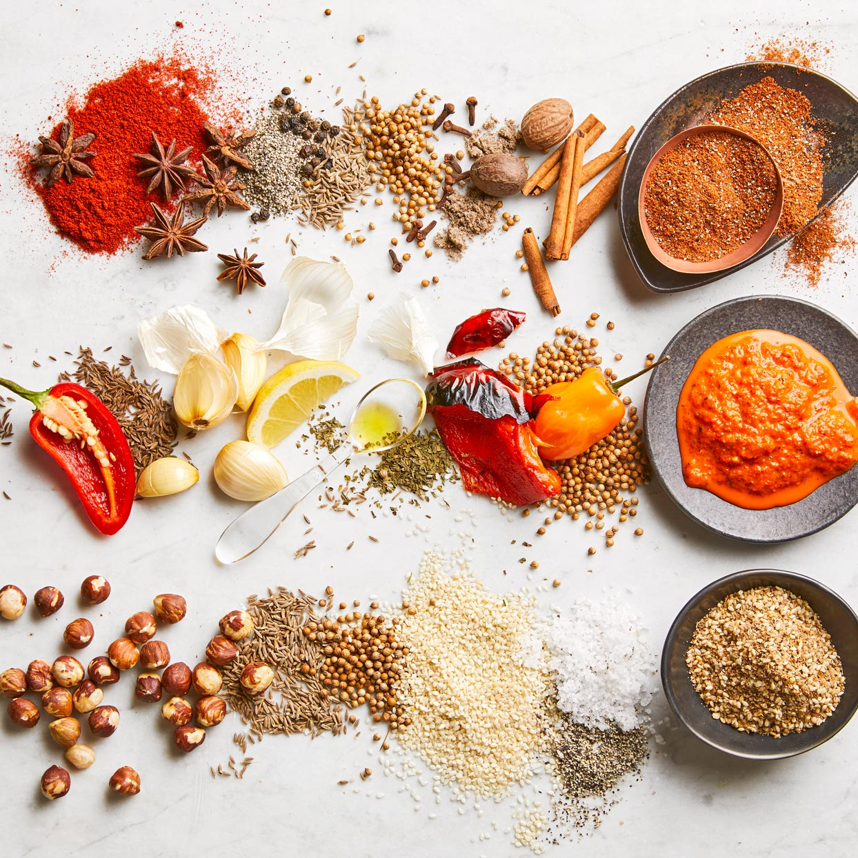 Make These Spice Blends from Around the World