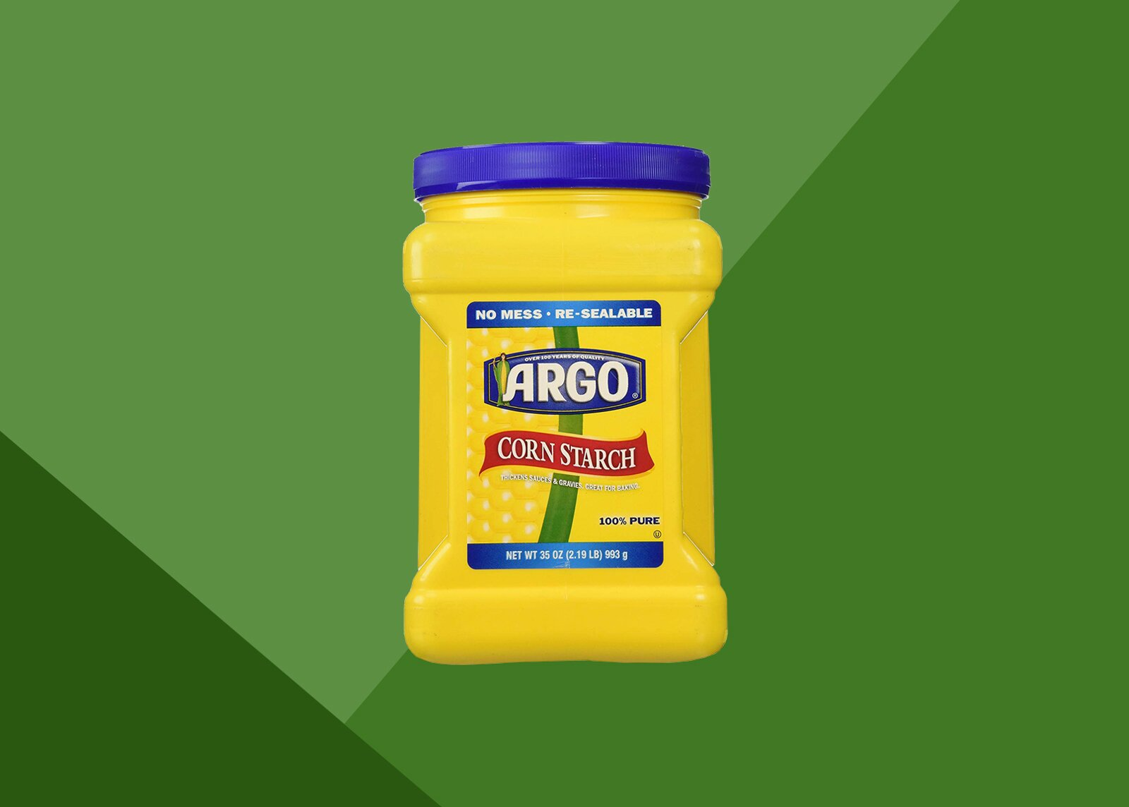 what is cornstarch made of