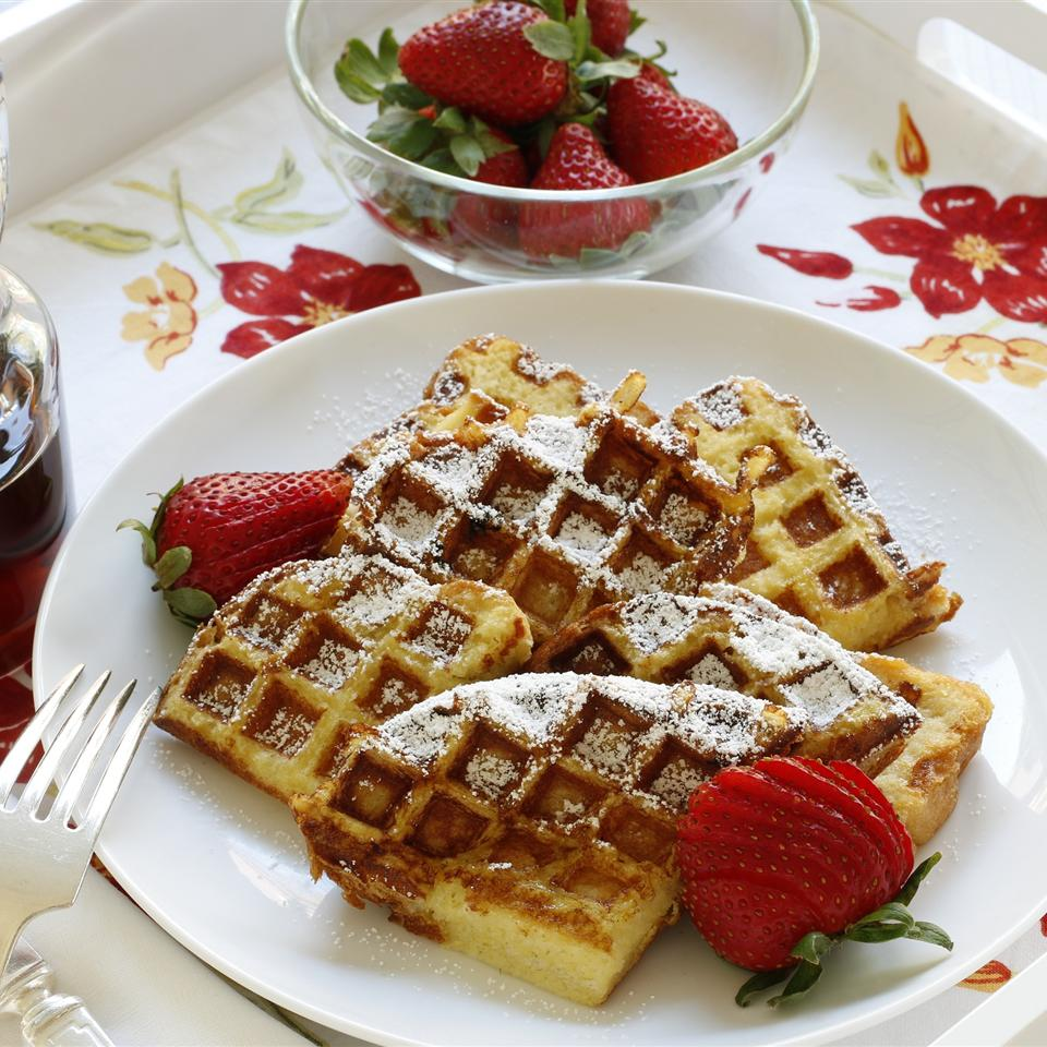 Romantic Breakfast Recipes