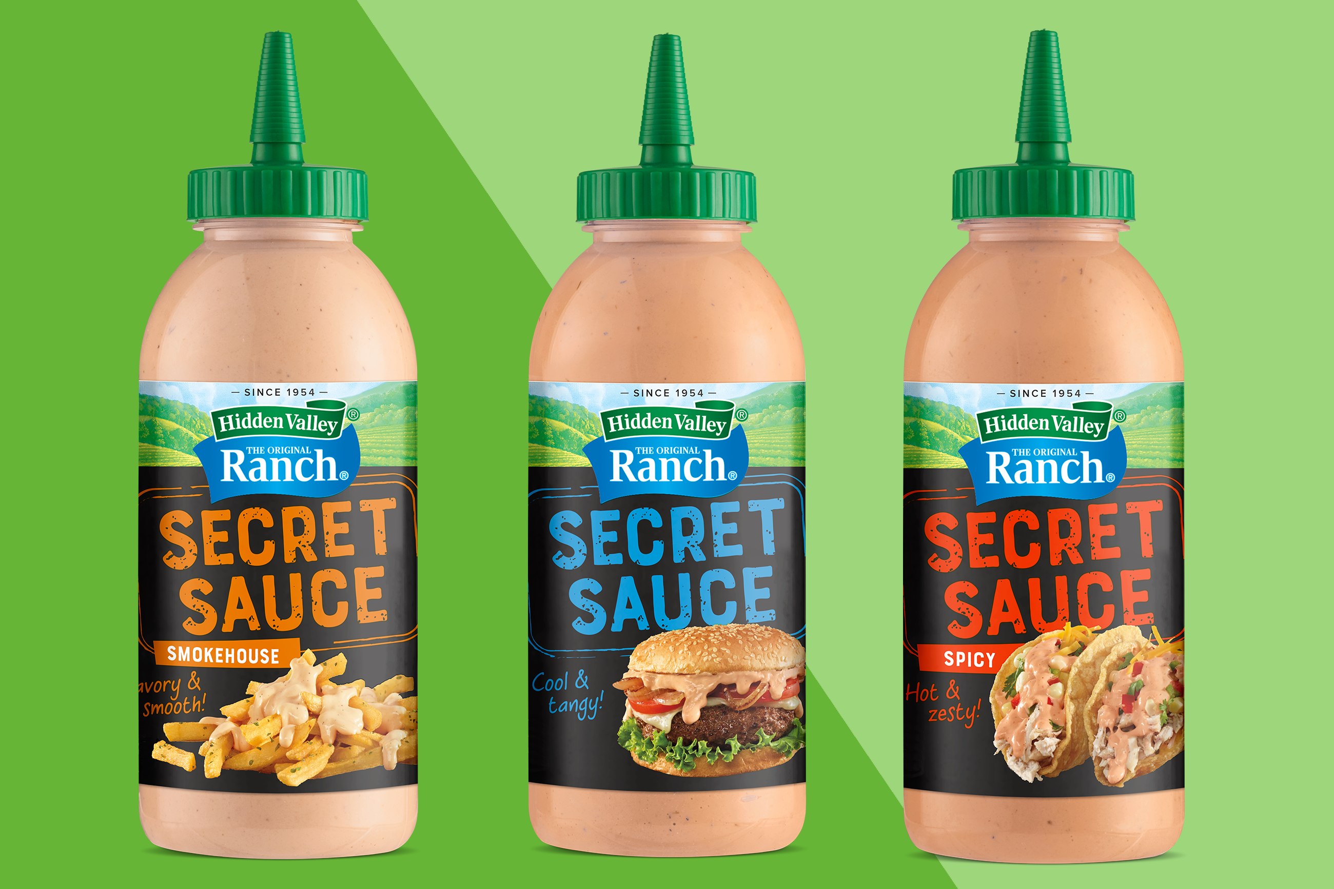 "Hidden Valley Has a New ""Secret Sauce"" You'll Want to Use on Everything"