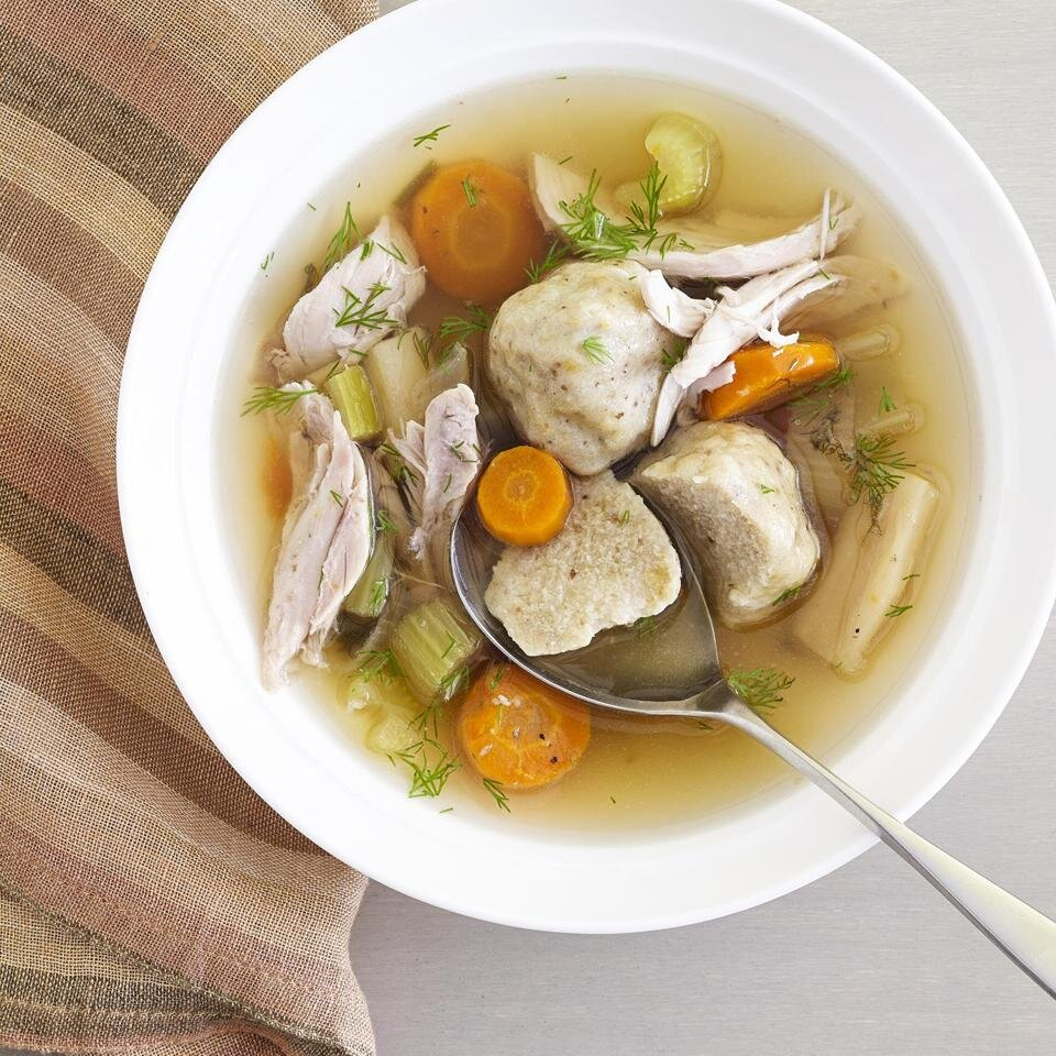15 soothing soups for cold and flu season