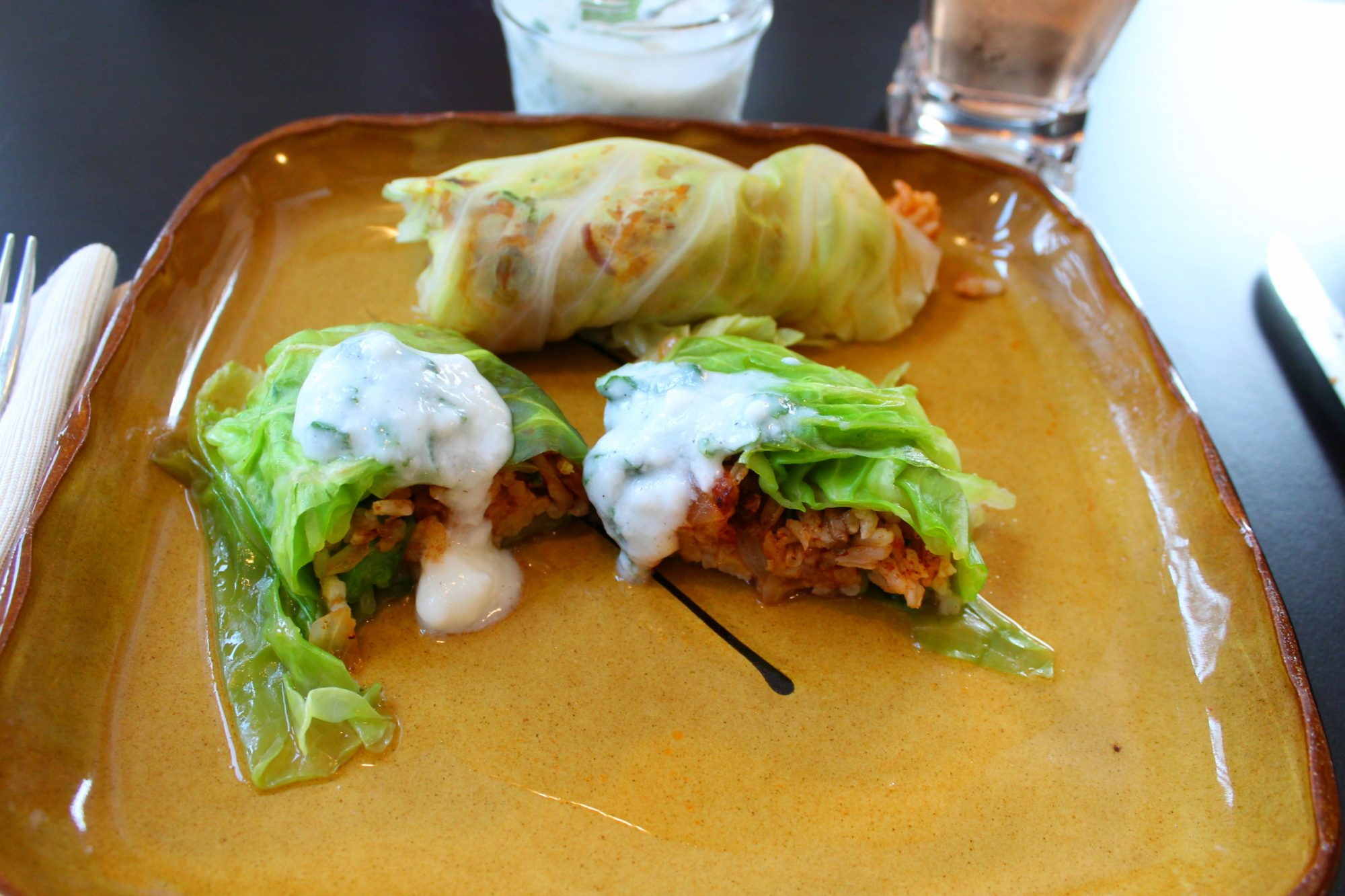 Middle Eastern Cabbage Rolls