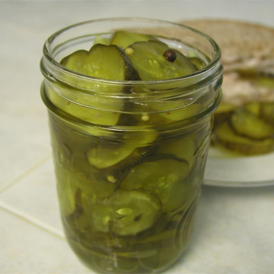 Sweet Dill Pickles