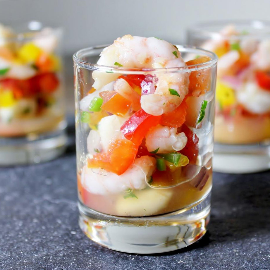 Seafood Appetizers