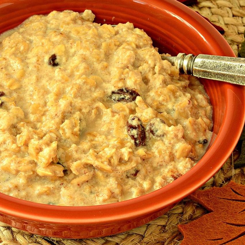 Bowl of Oatmeal Cookie