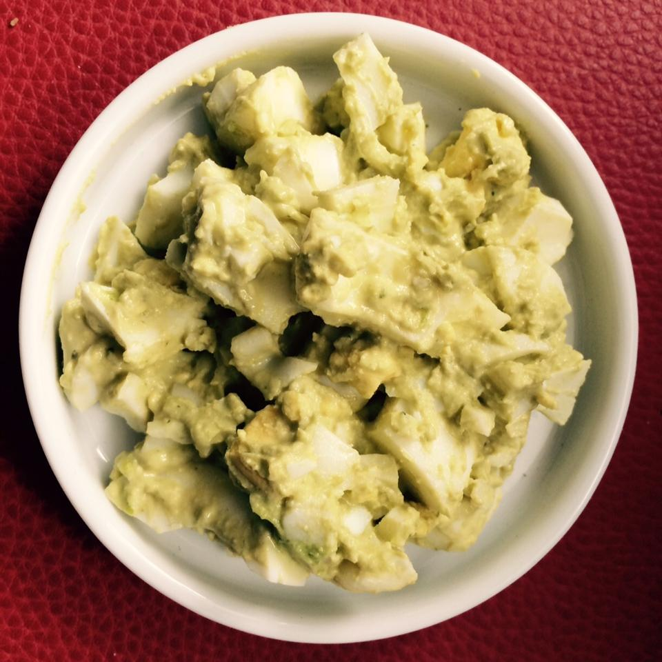 Pesto Egg Salad