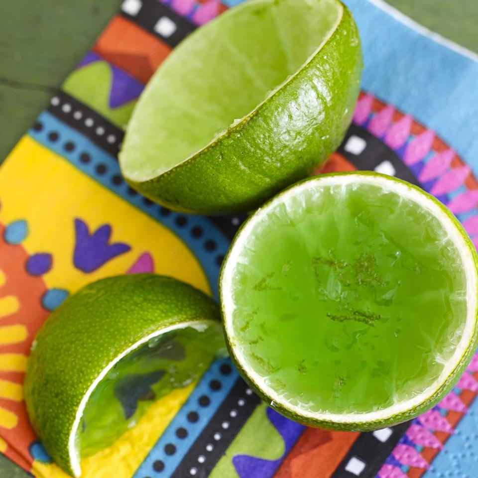 Top Shelf Sparkling Margarita Jell-O®