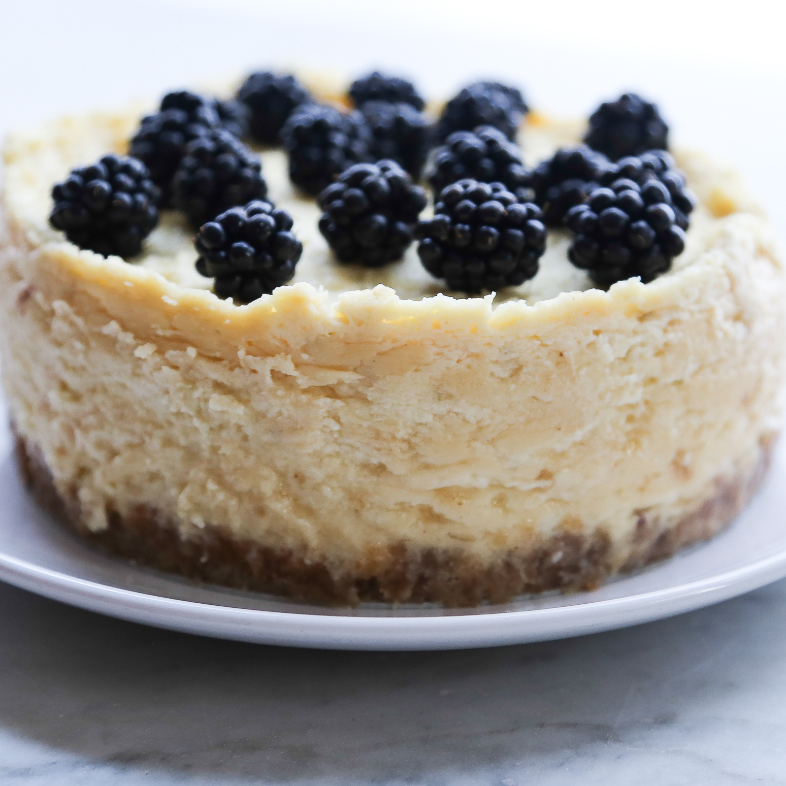 Instant Pot® Cheesecake