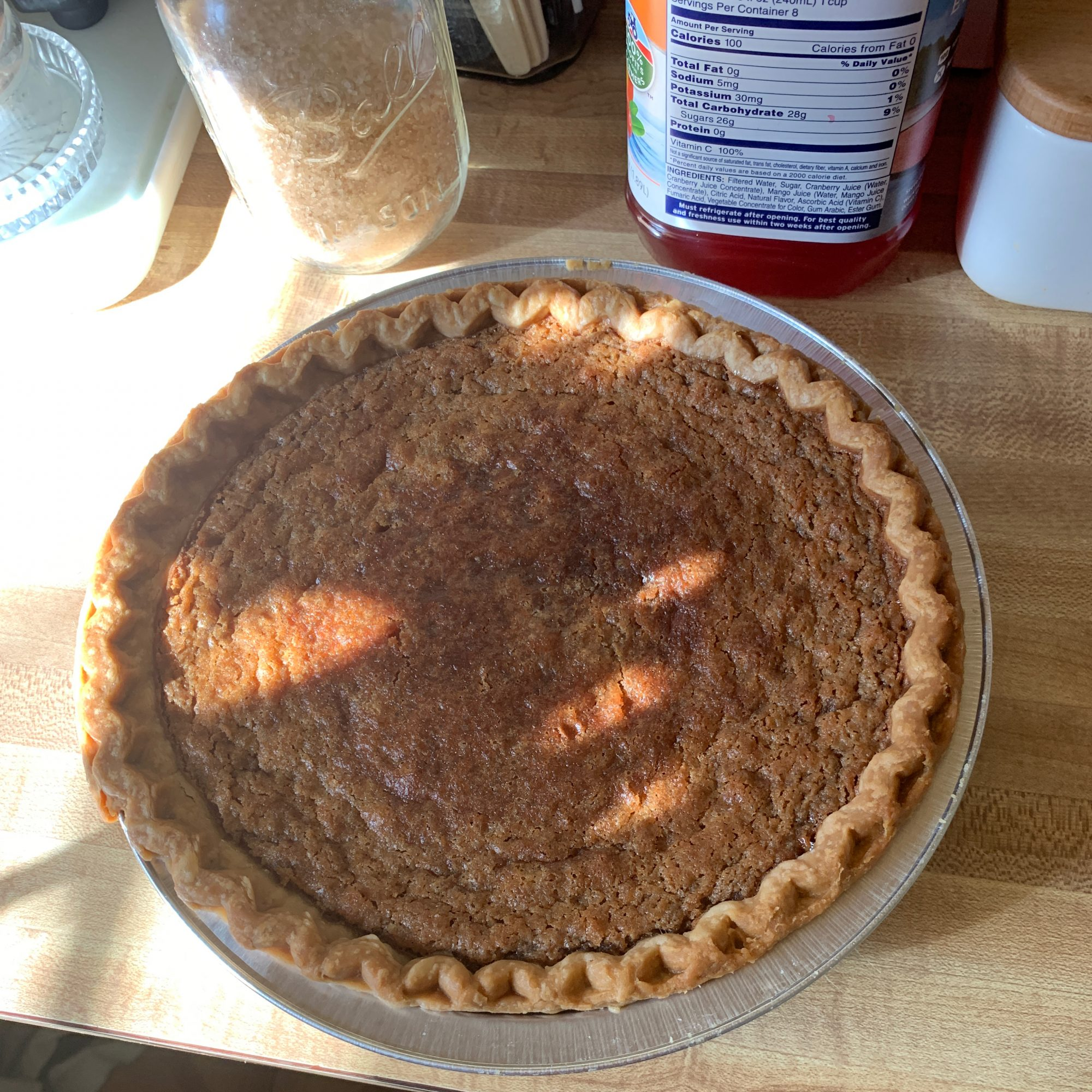 No Fail Bean Pie