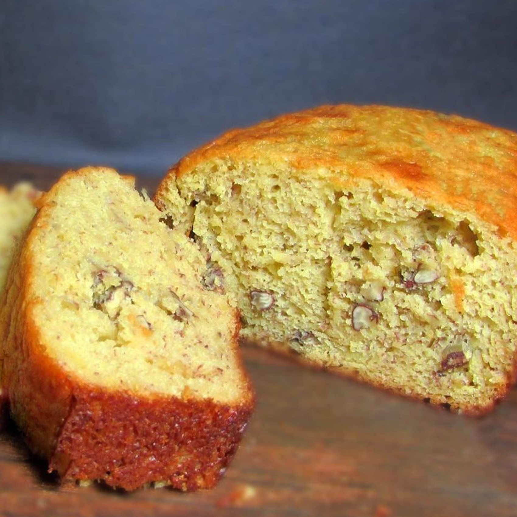 Quick Banana Nut Bread