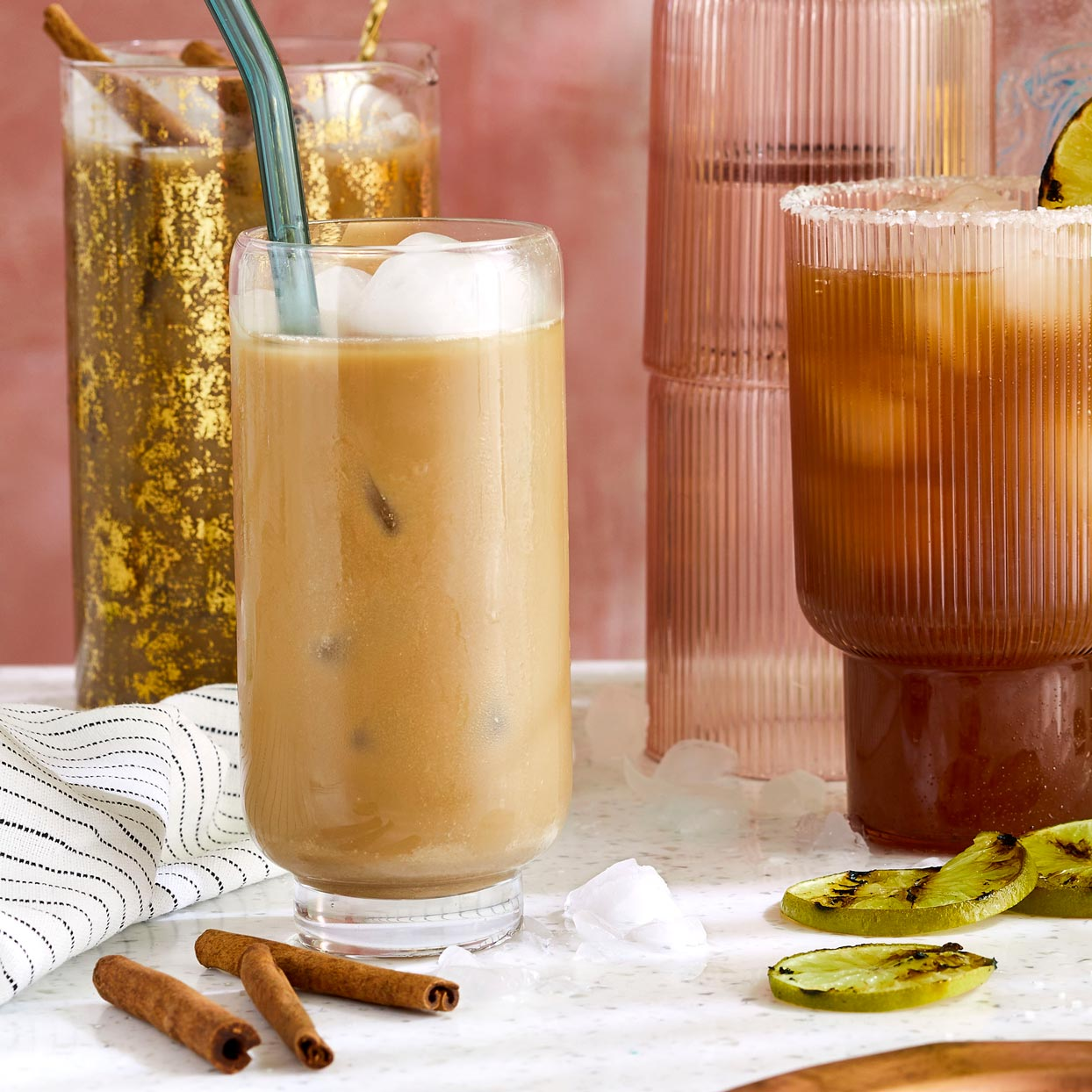 Iced Horchata Coffee