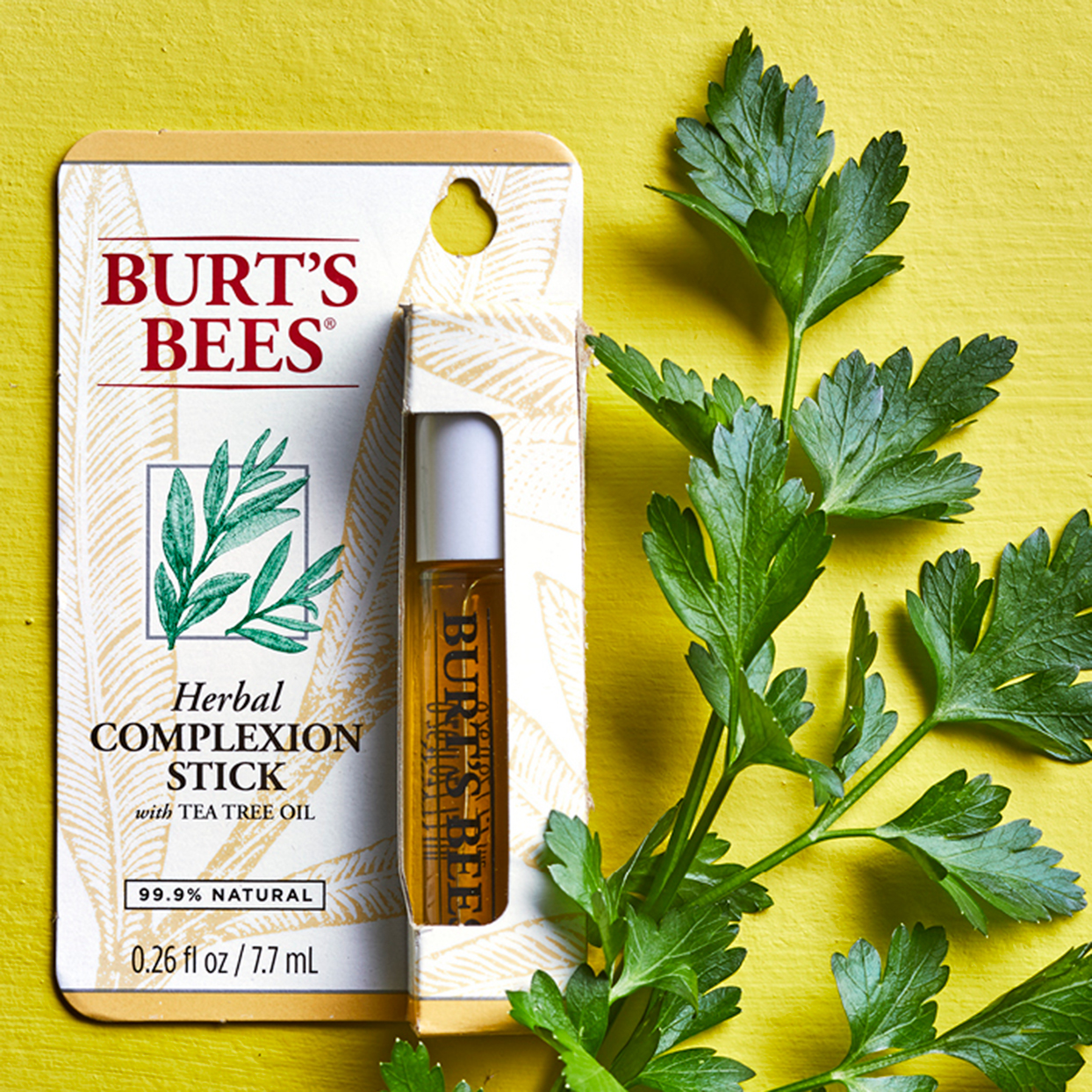 burts bees herbal complexion stick