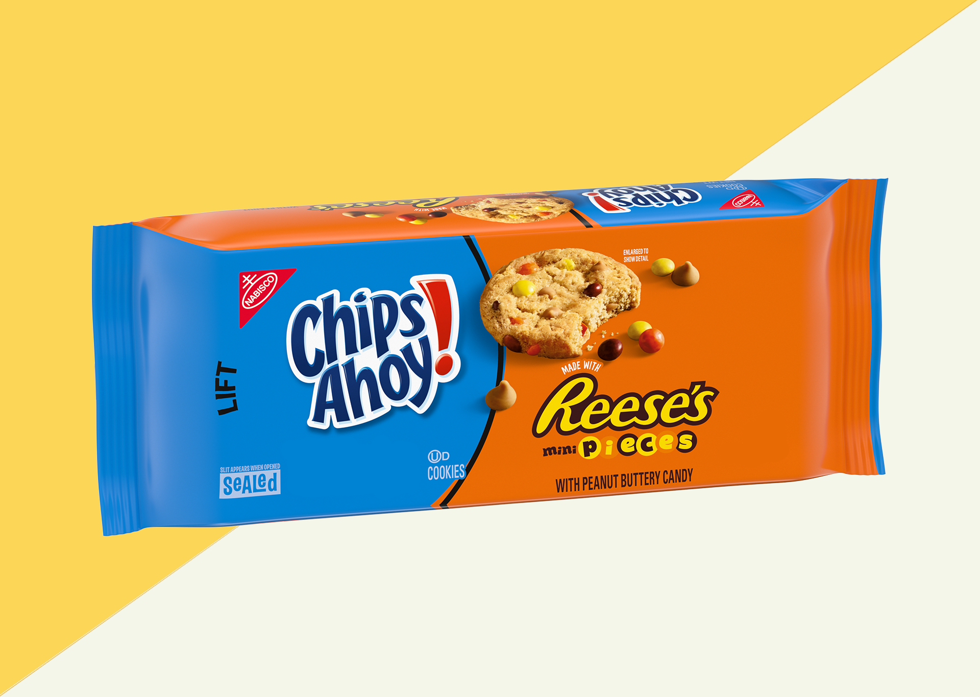 Chips Ahoy Happier Together Hersehy's Cookies