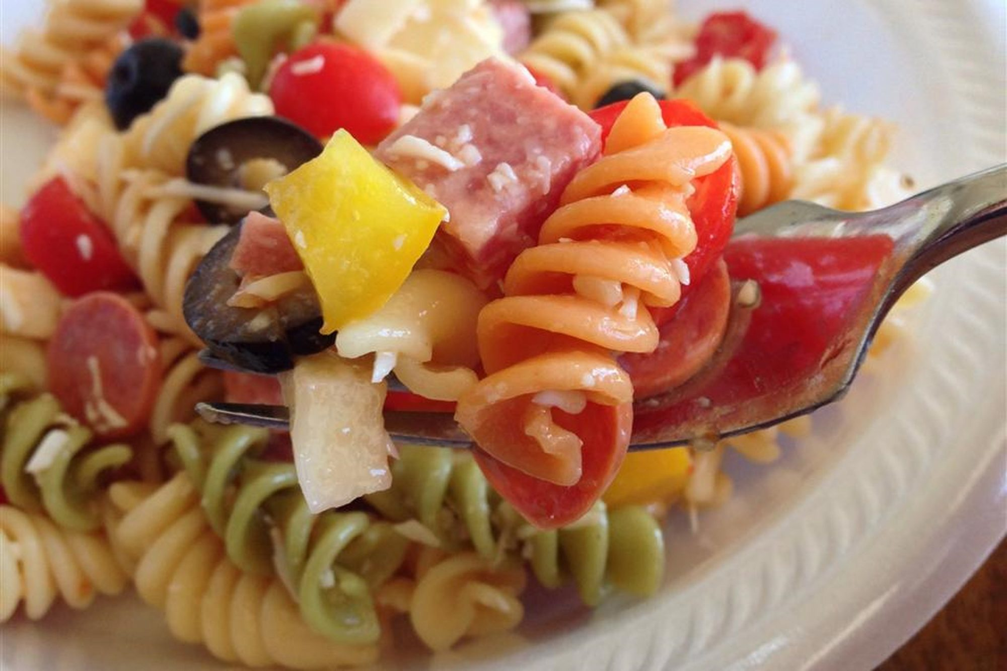 Awesome Pasta Salad