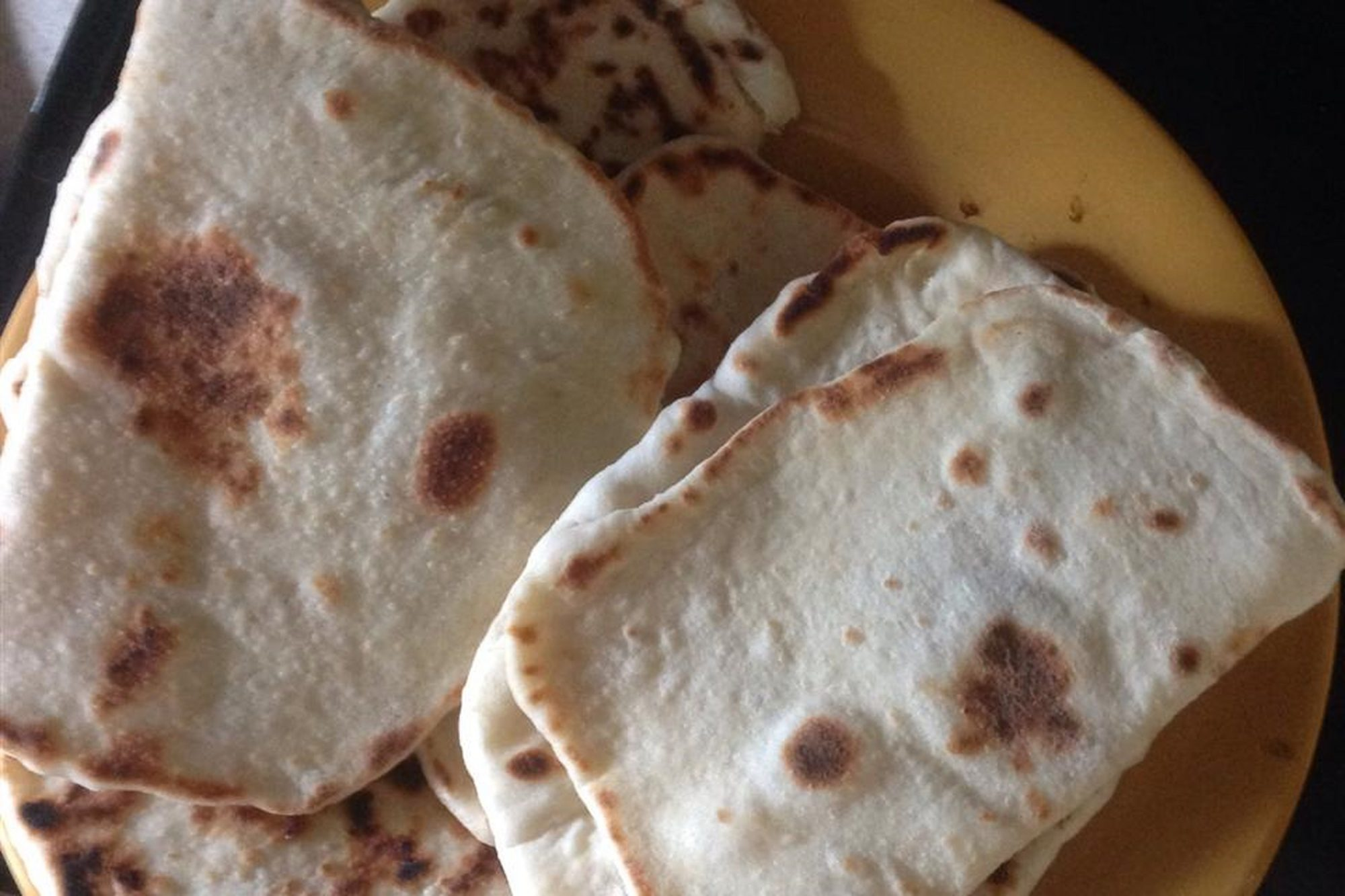 Traditional Pita Breads
