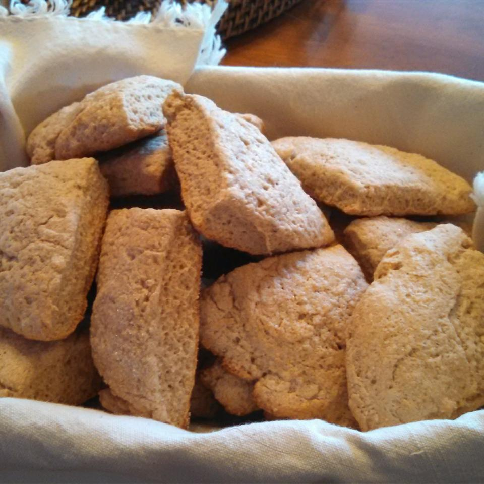 sourdough scones