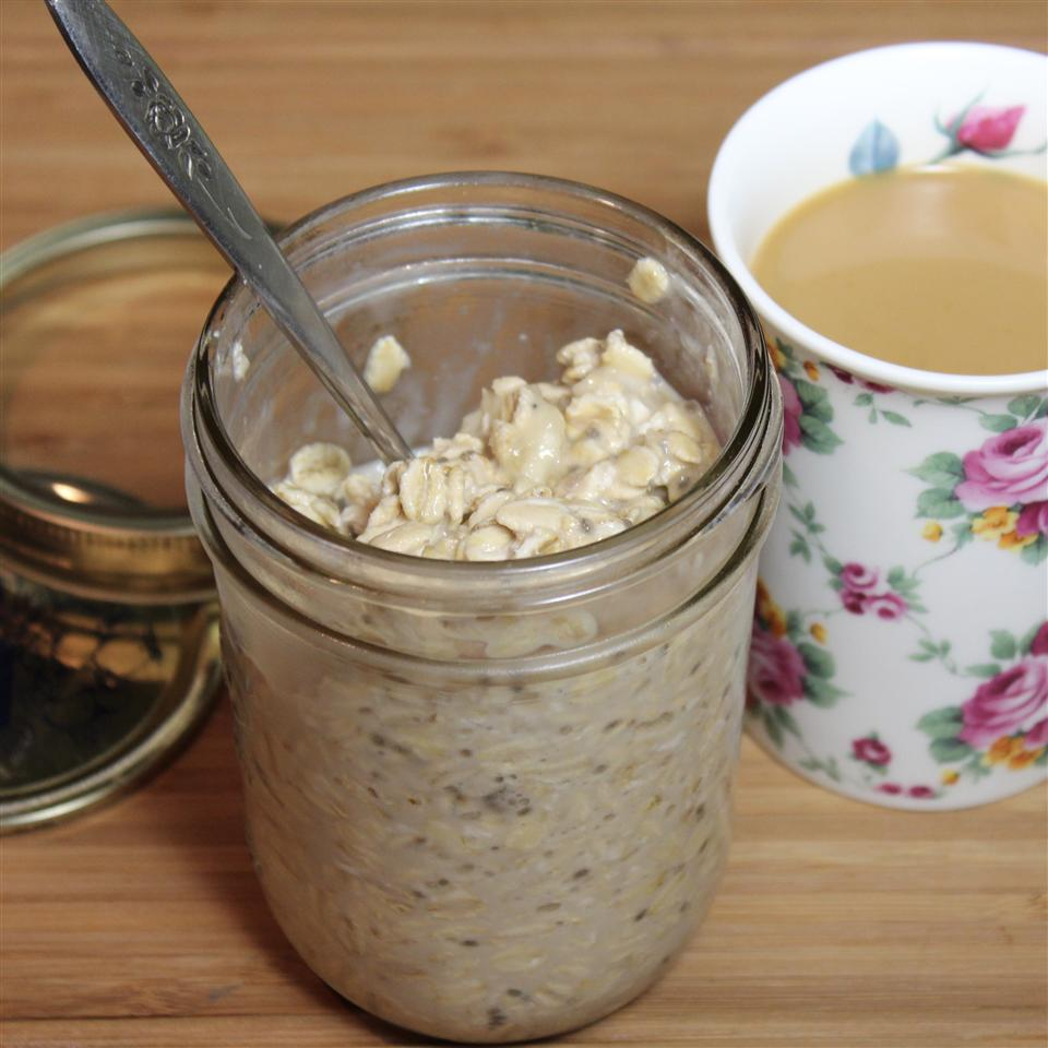 Easy, Healthy No-Cook Overnight Oats