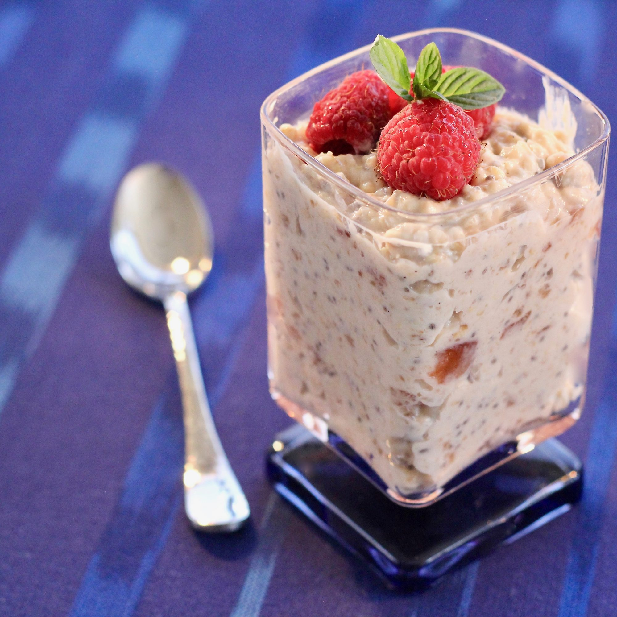Overnight Oats with Jam