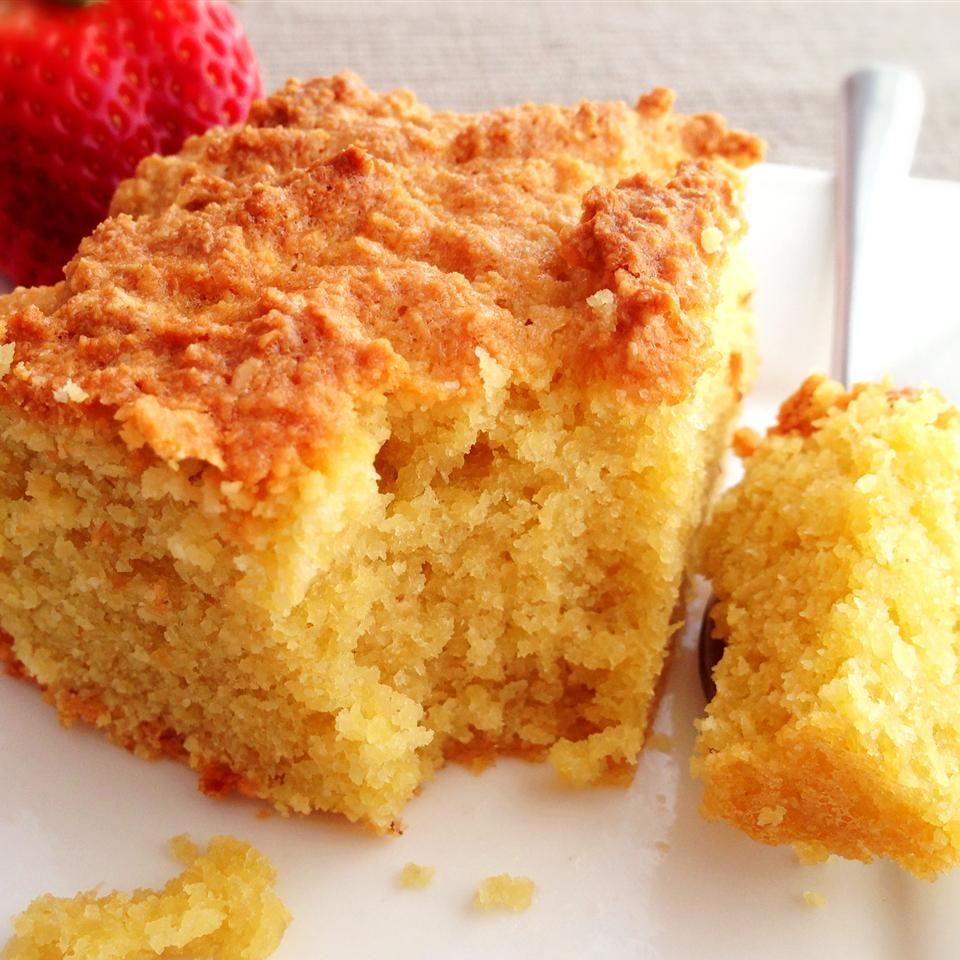 Gluten-Free Orange Almond Cake with Orange Sauce