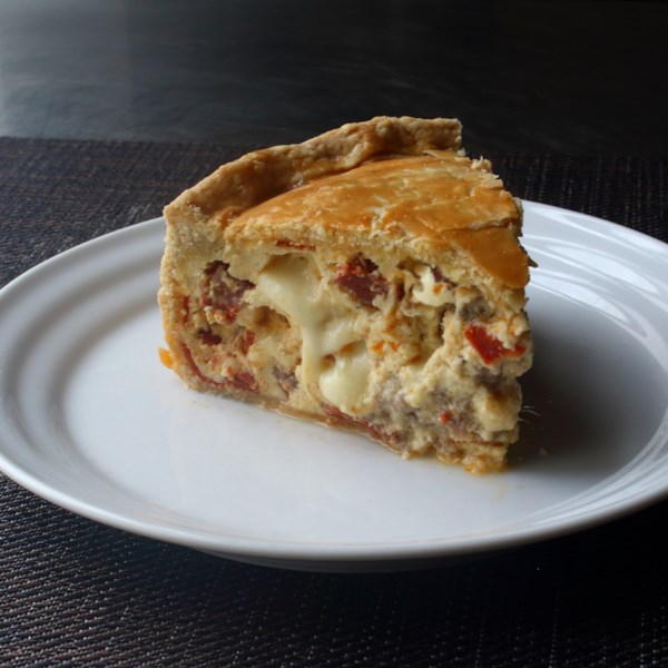 Chef John's Pizza Rustica