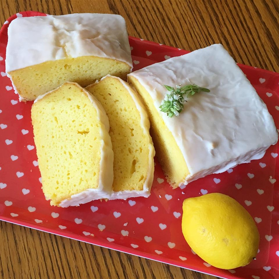 Copycat of Starbucks Lemon Bread