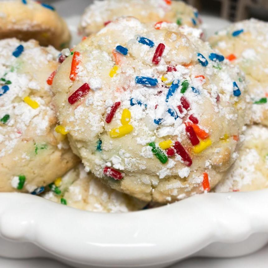 Funfetti® Birthday Cookies