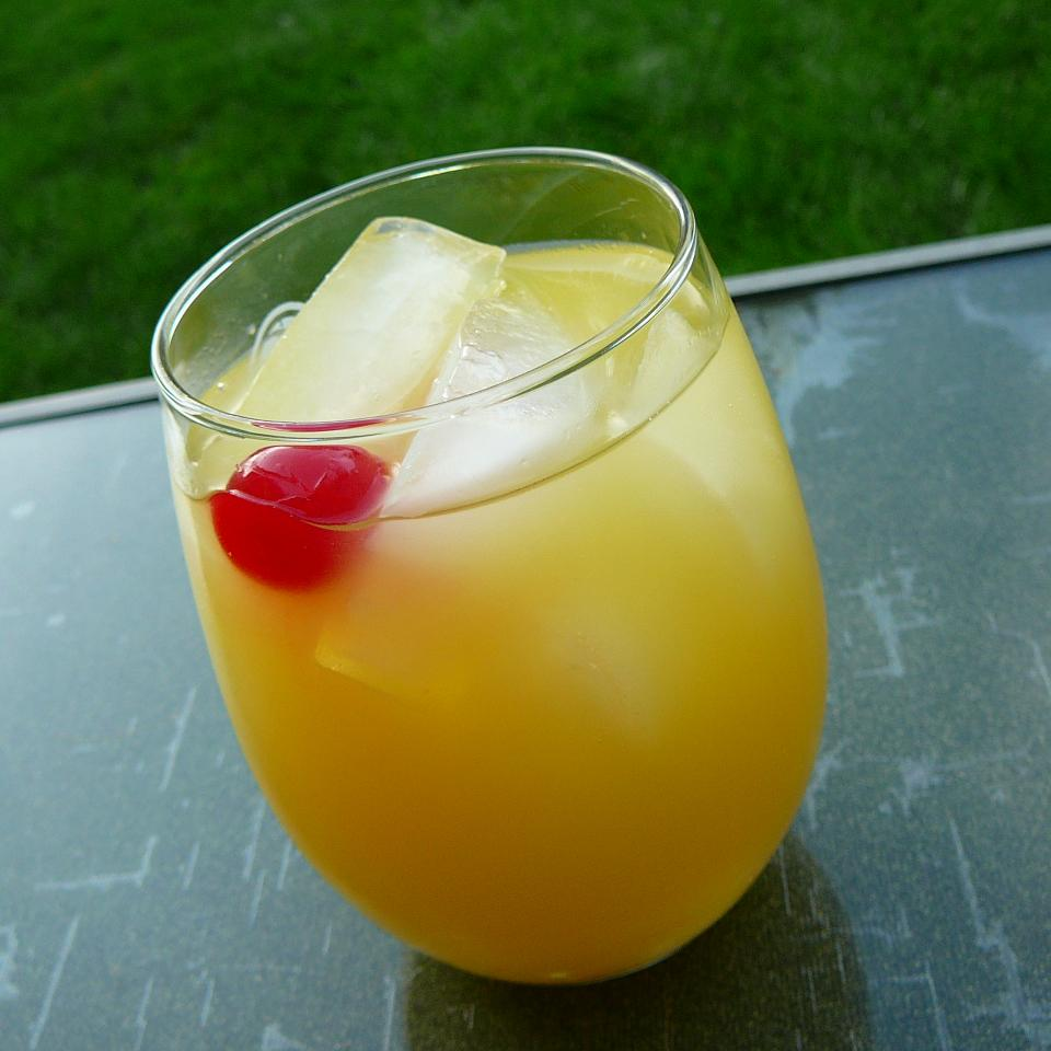 Tanning Bed Drink