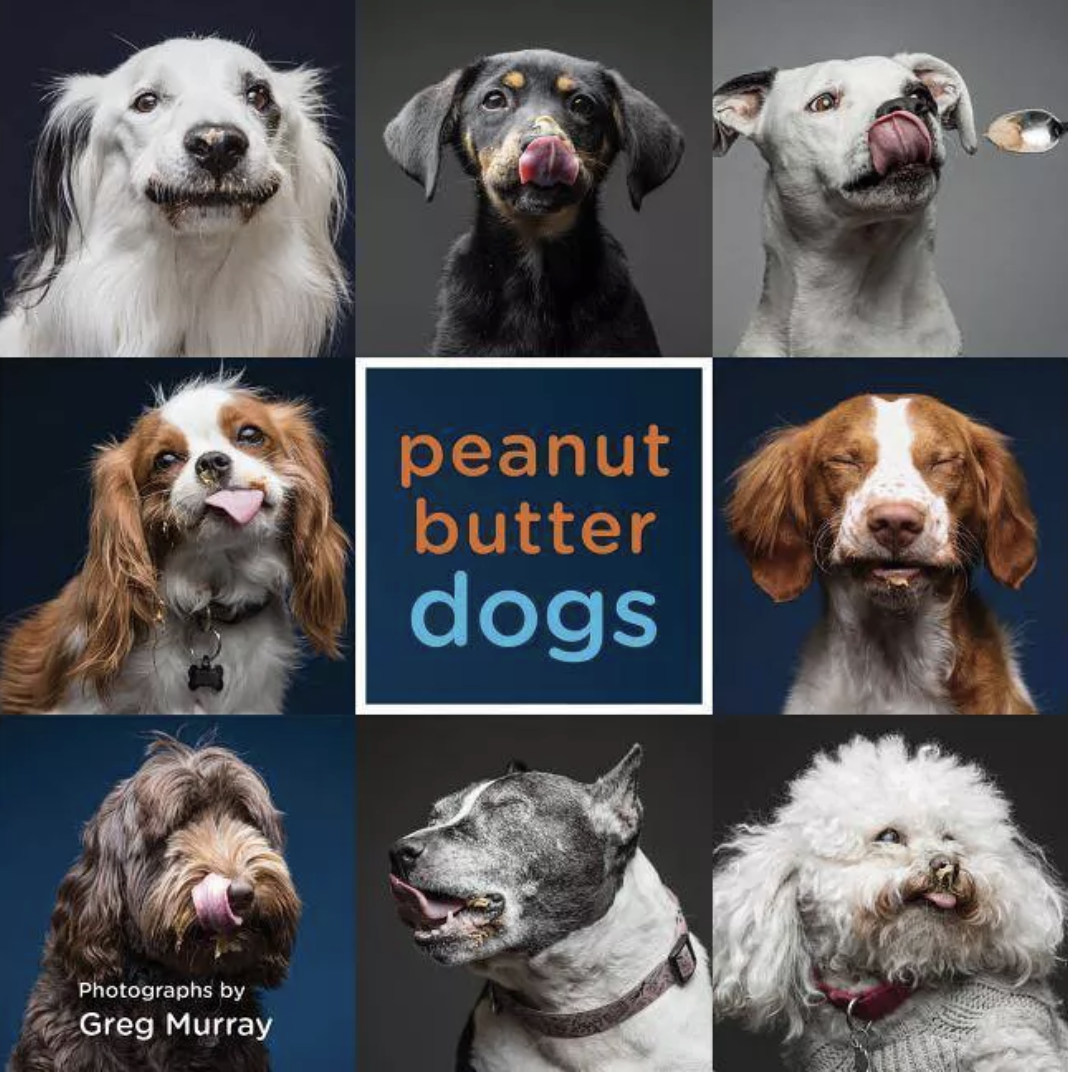 Peanut Butter Dogs - by Greg Murray