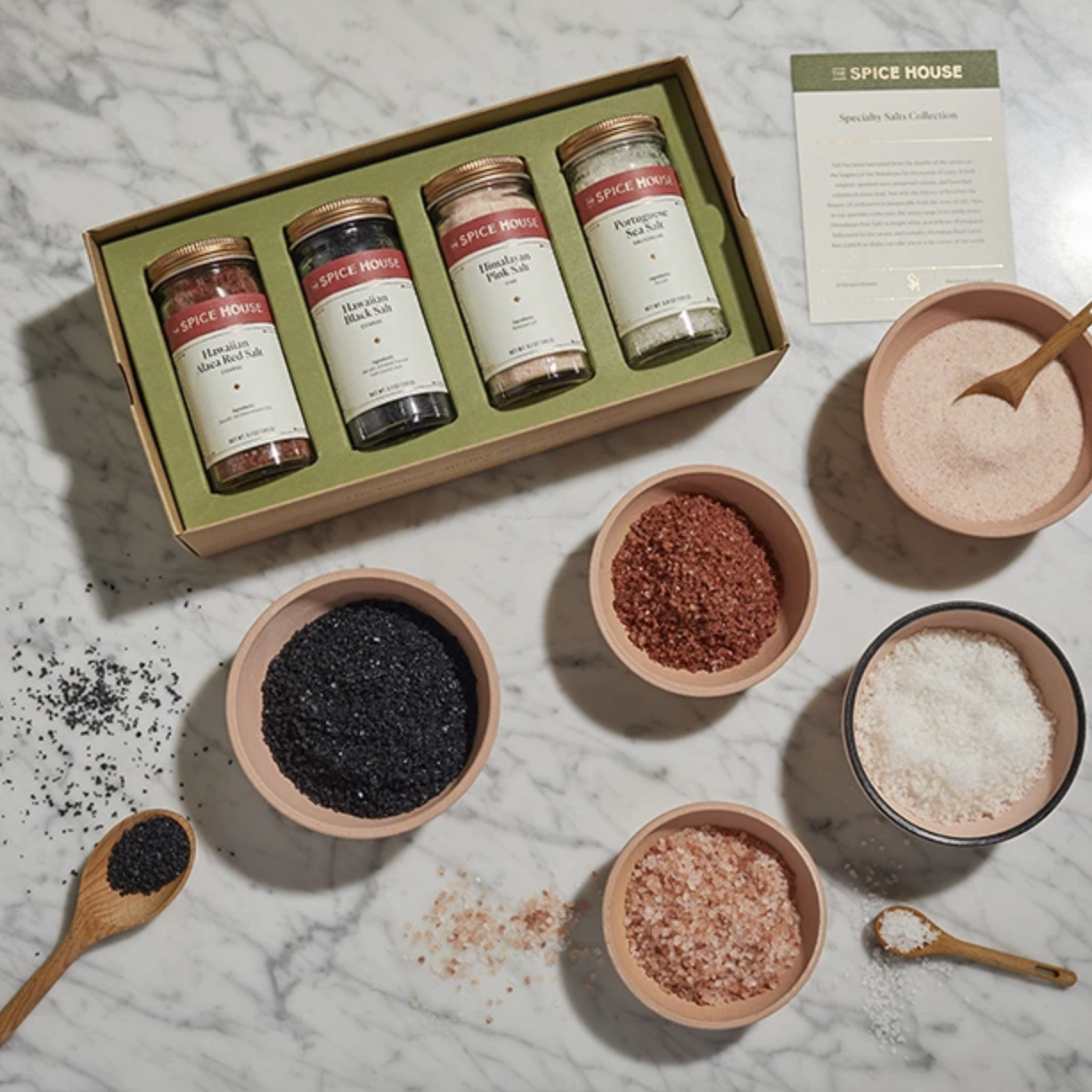 Specialty Salts Collection
