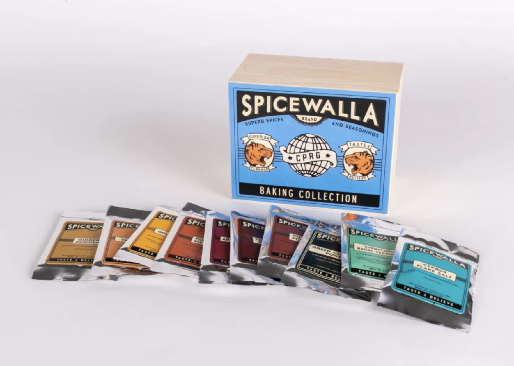 Spicewalla Baking Collection