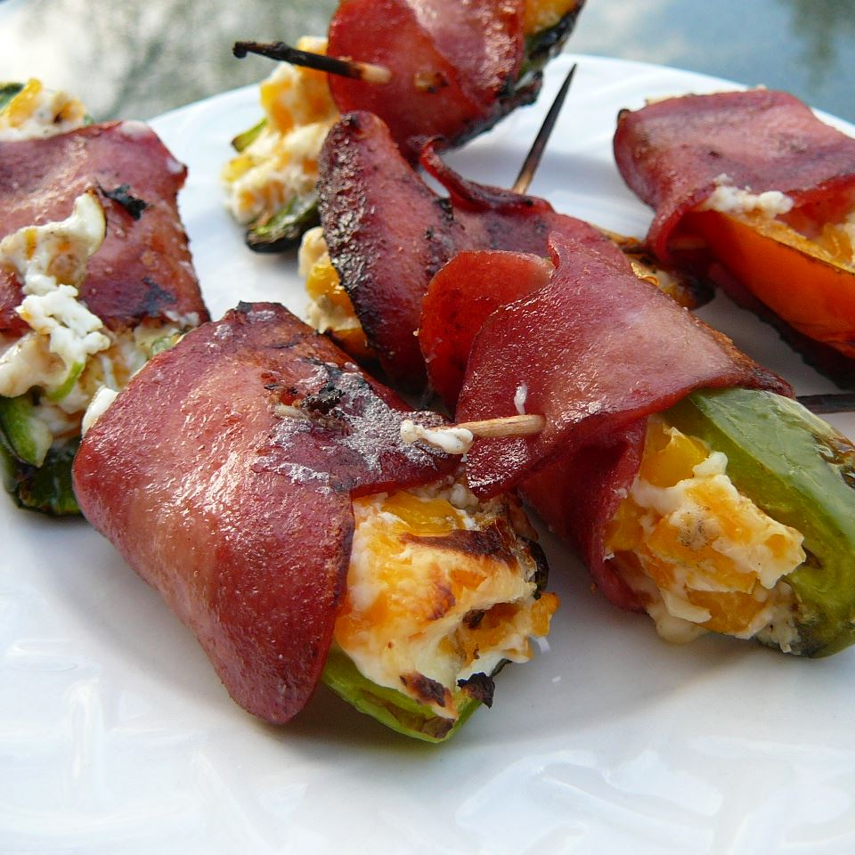Benny's Famous Jalapeno Poppers