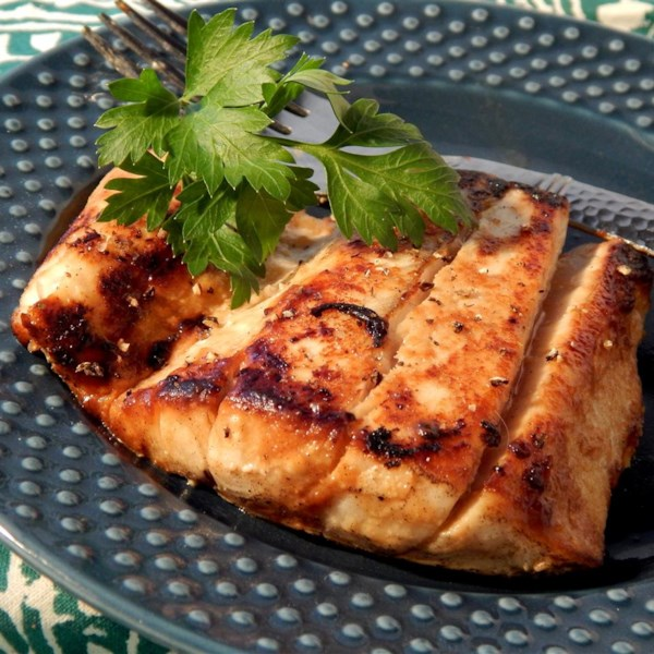 Chef John's Miso Glazed Barramundi