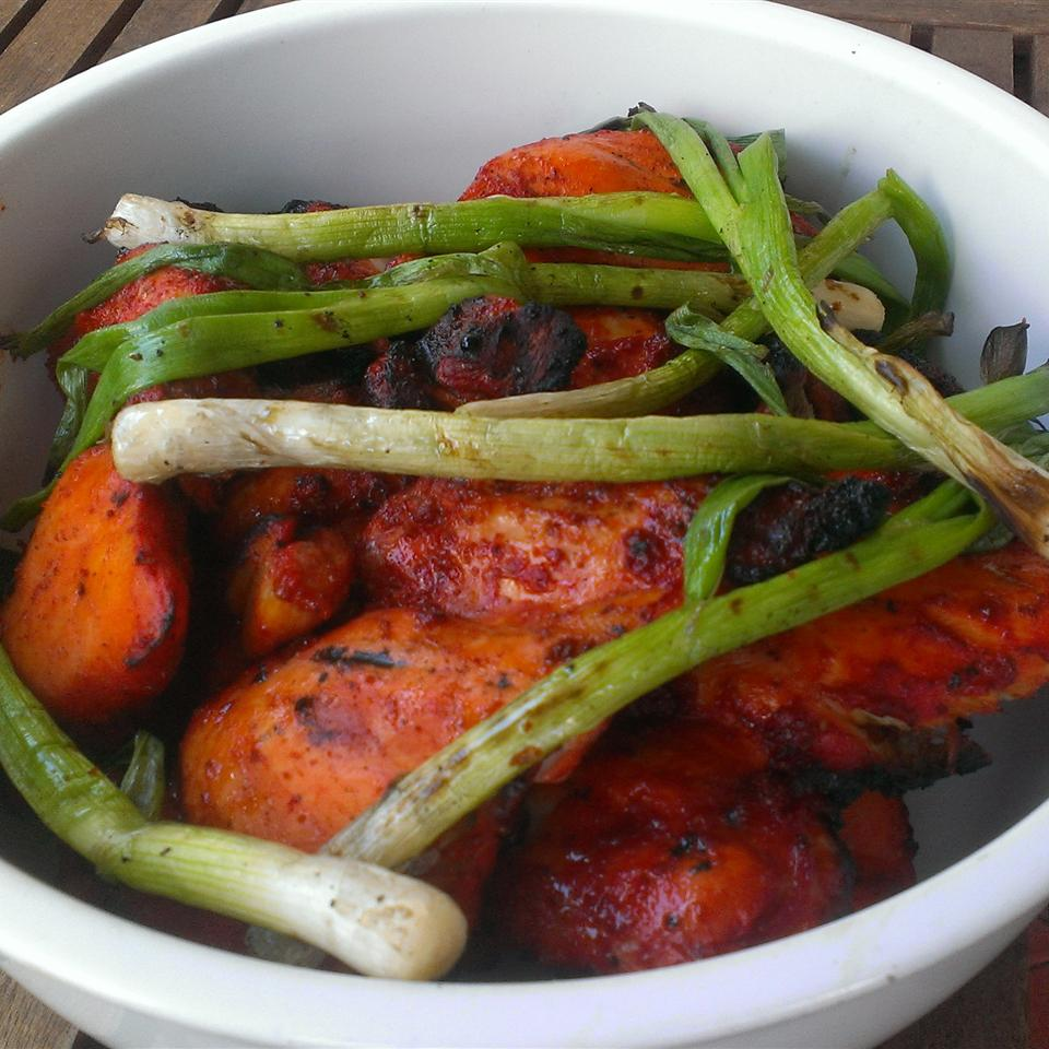 Chef John's Tandoori Chicken