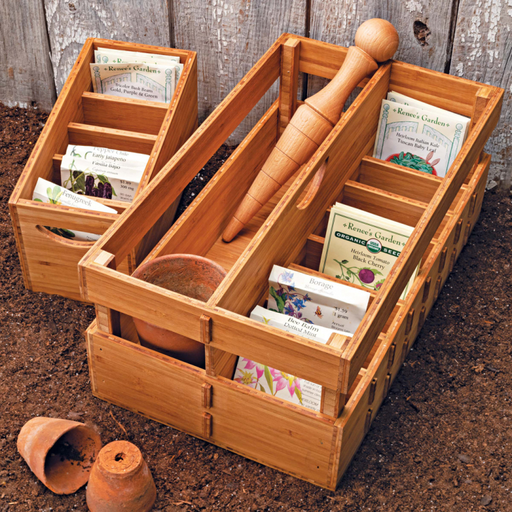For Seed Organization During The Spring Planting Season