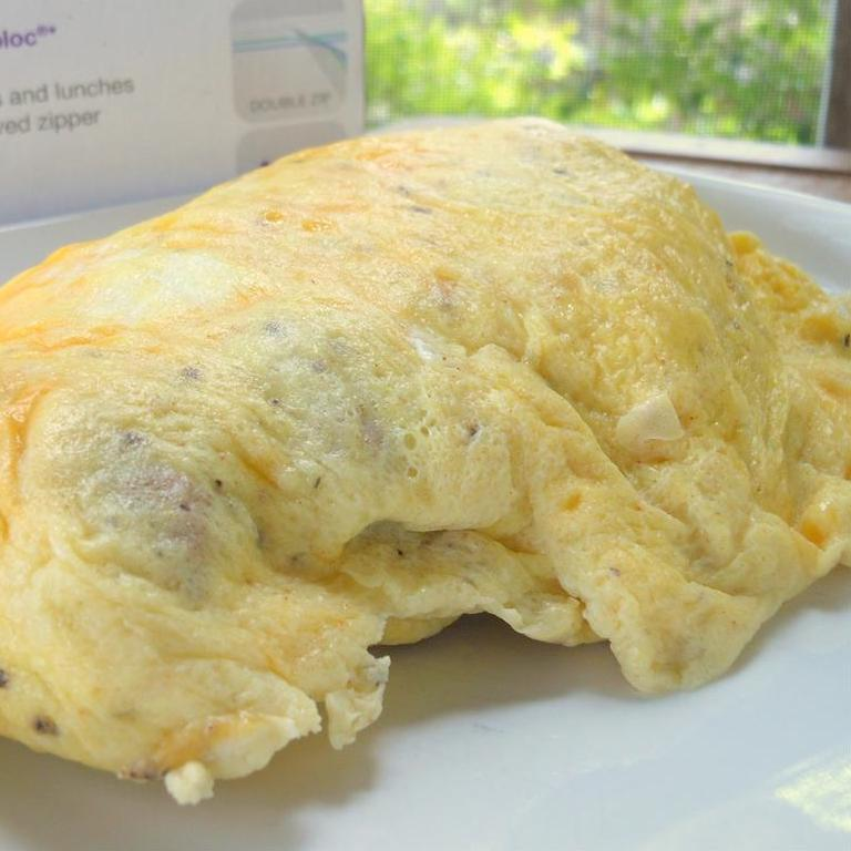 Easy Omelet in a Bag
