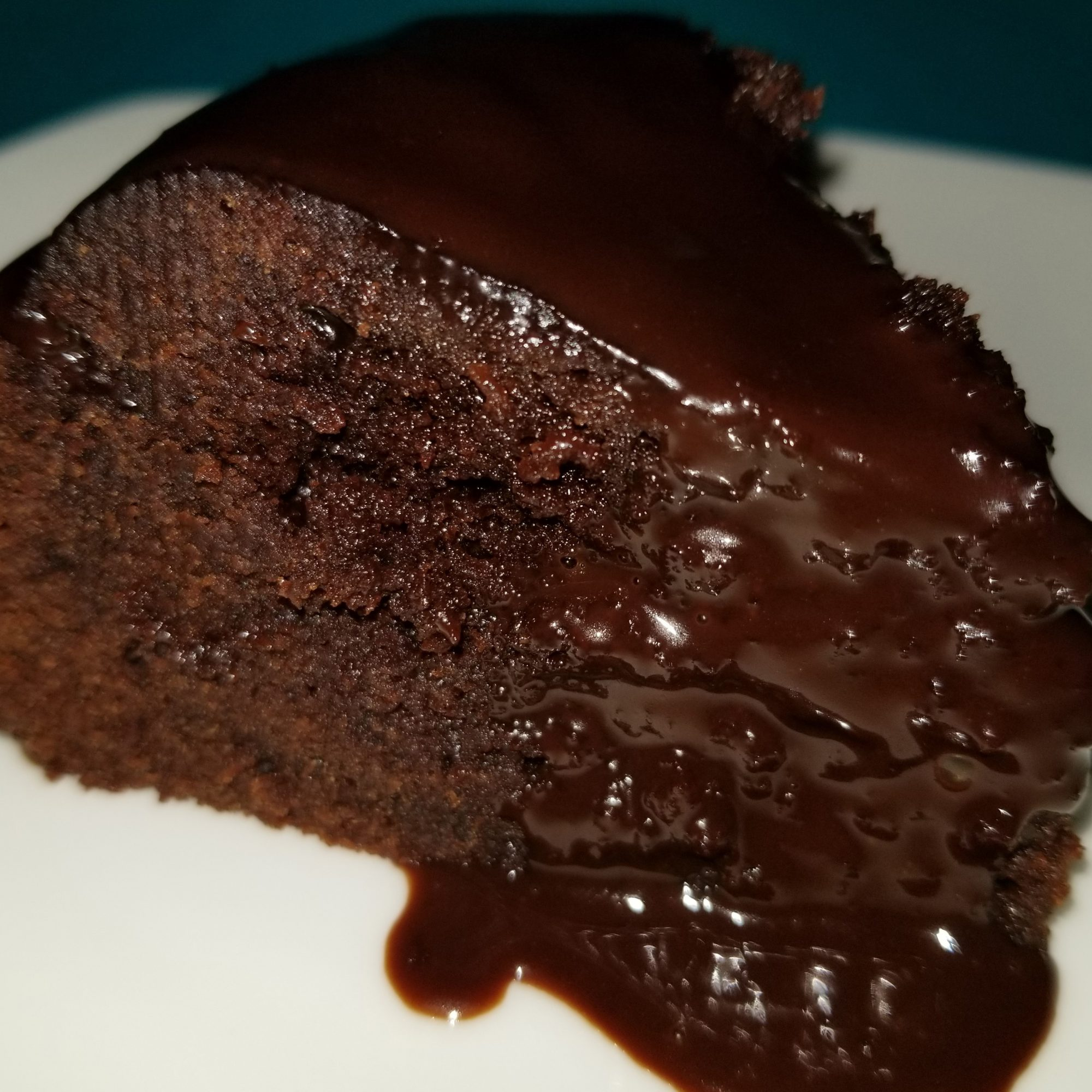 Instant Pot Dark Chocolate Brownies