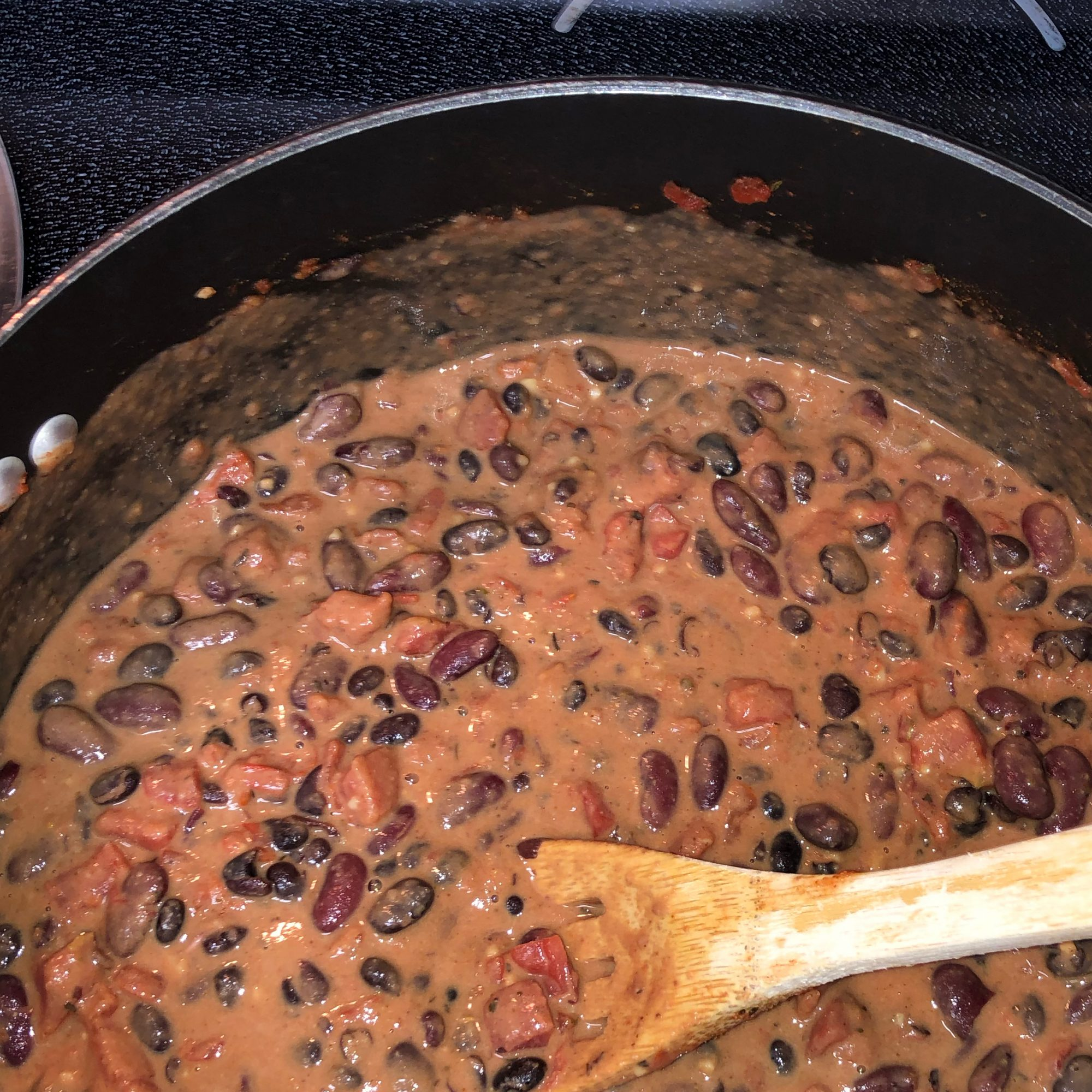 Peanut Butter Chili