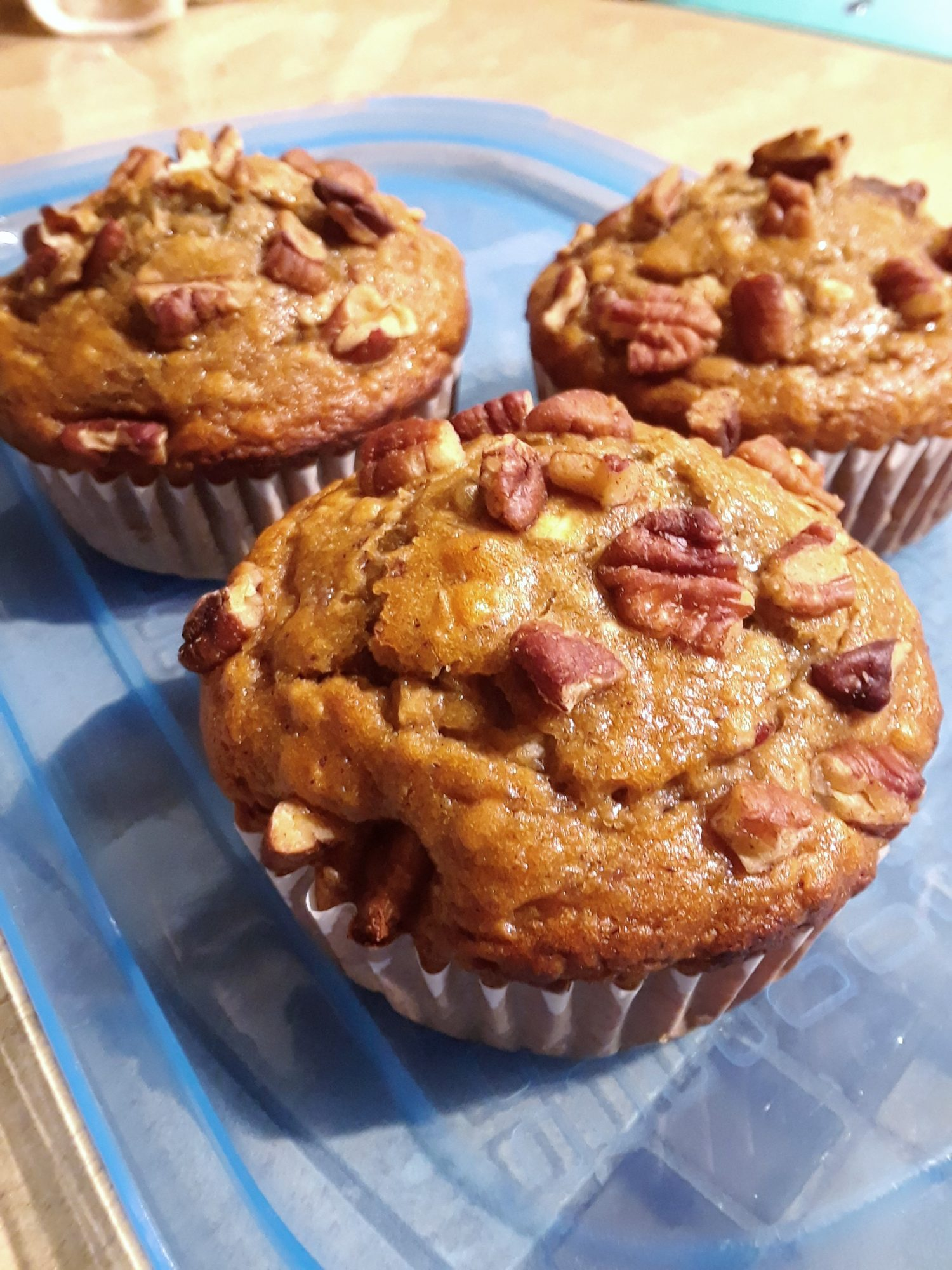 Best Leftover Cranberry Sauce Muffins
