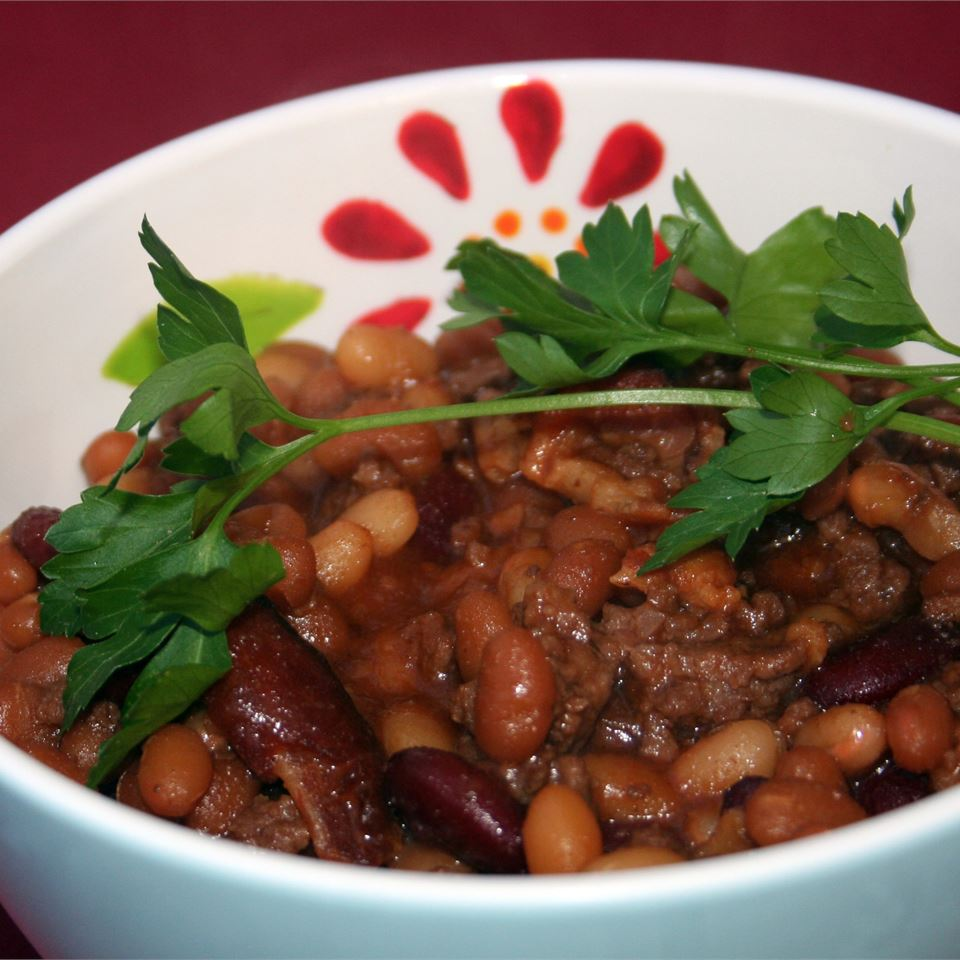 Sweet Barbeque Beans
