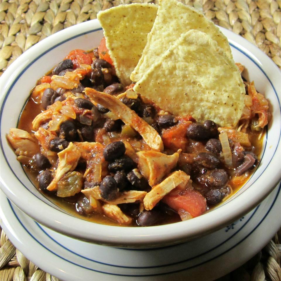 Cheater's Chicken Chili