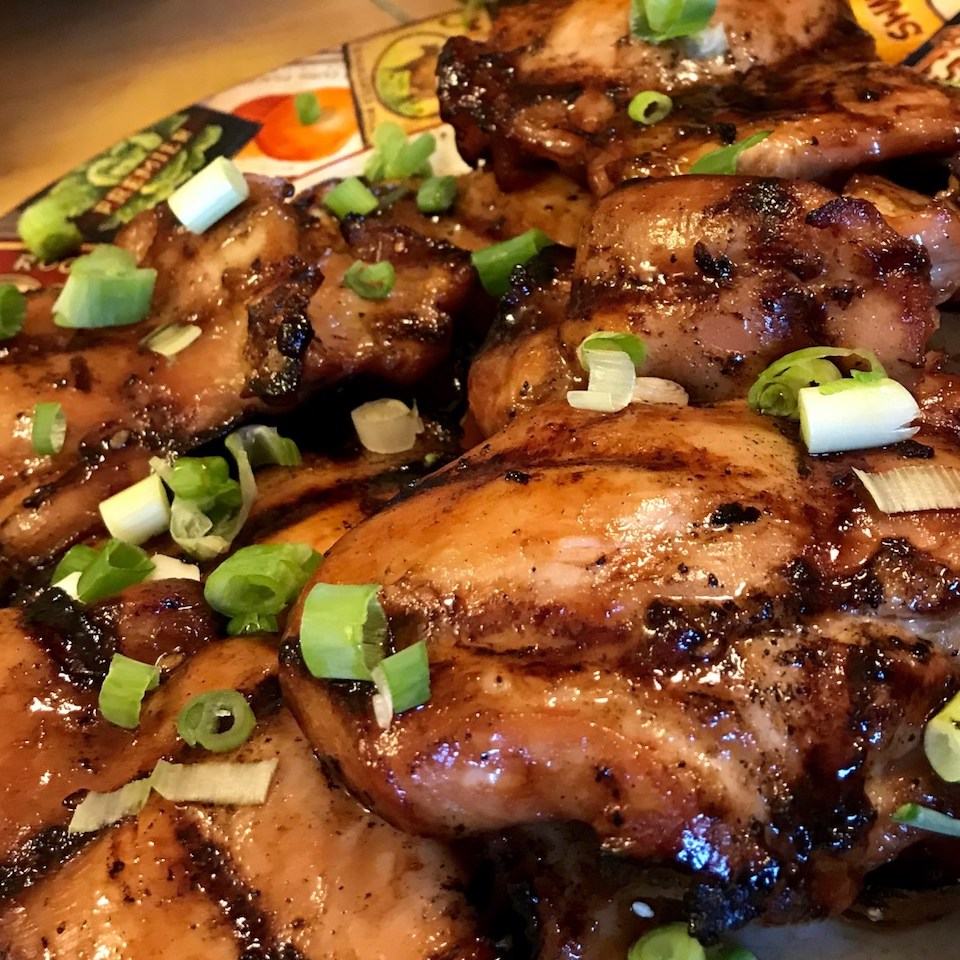 Korean BBQ Chicken Marinade