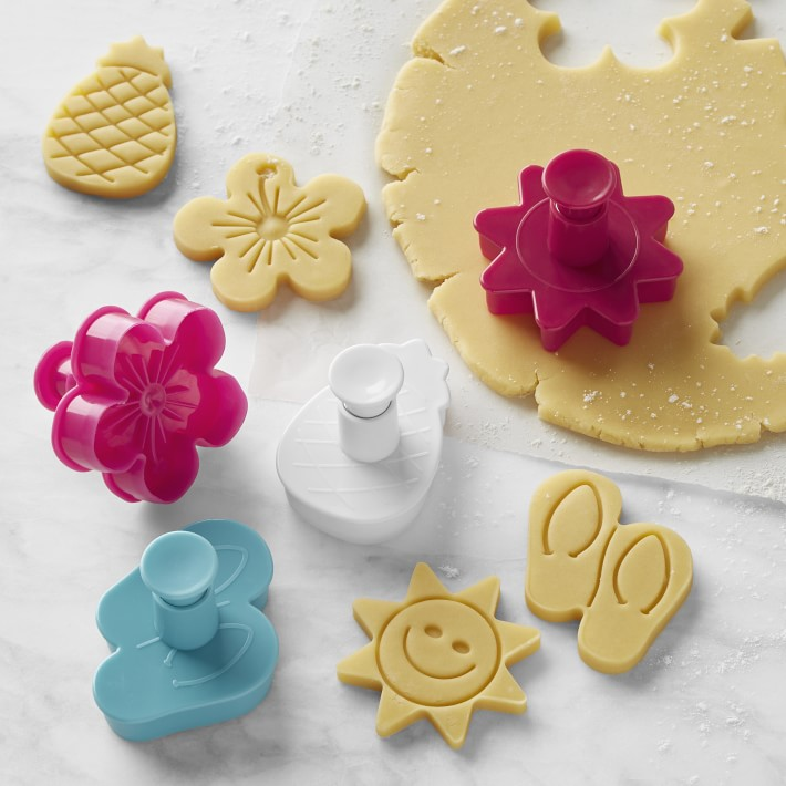 American Girl™ by Williams Sonoma Spring Cookie Stamps, Set of 4