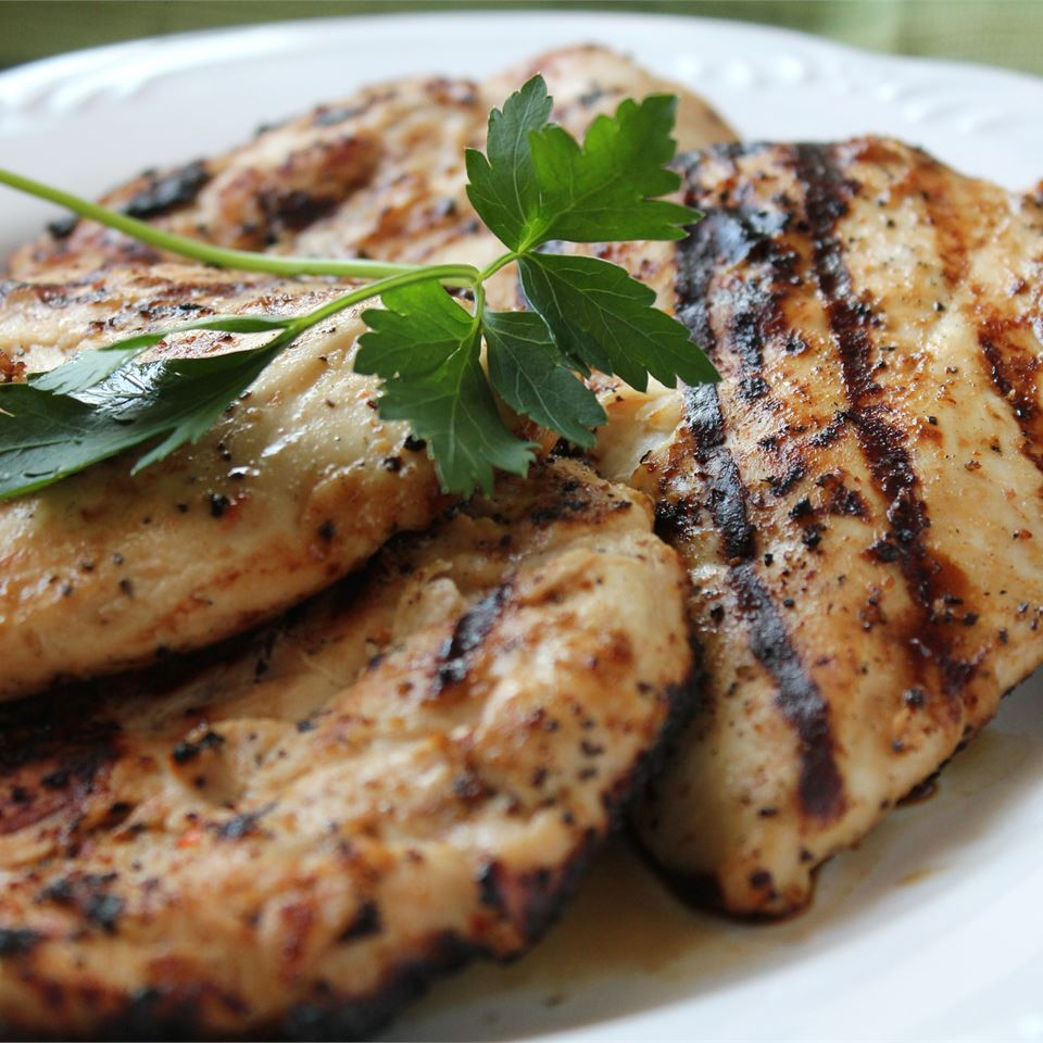 Marinated Grilled Chicken II