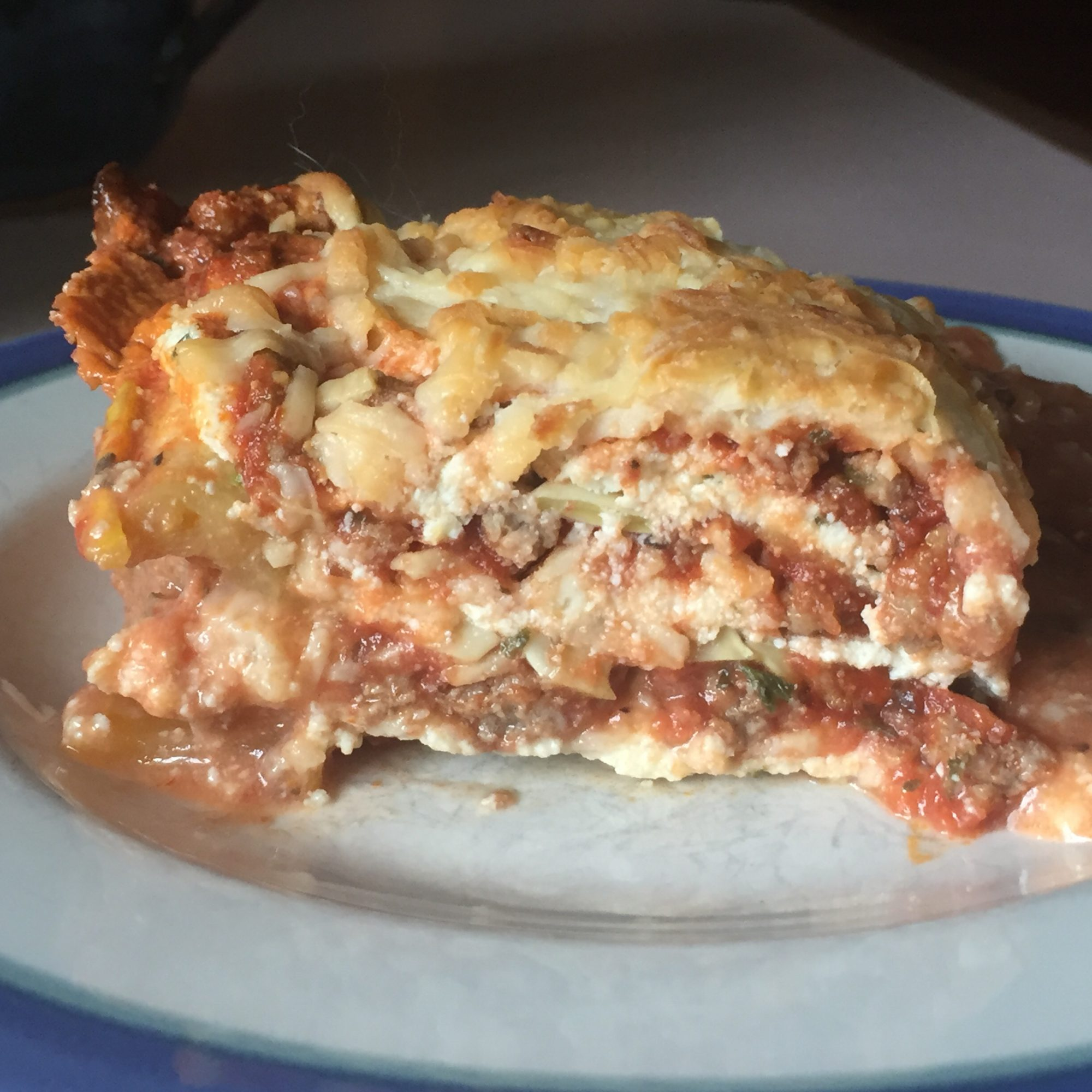 Ultimate Low-Carb Zucchini Lasagna