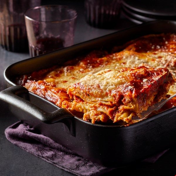 World's Best (Now Vegetarian!) Lasagna