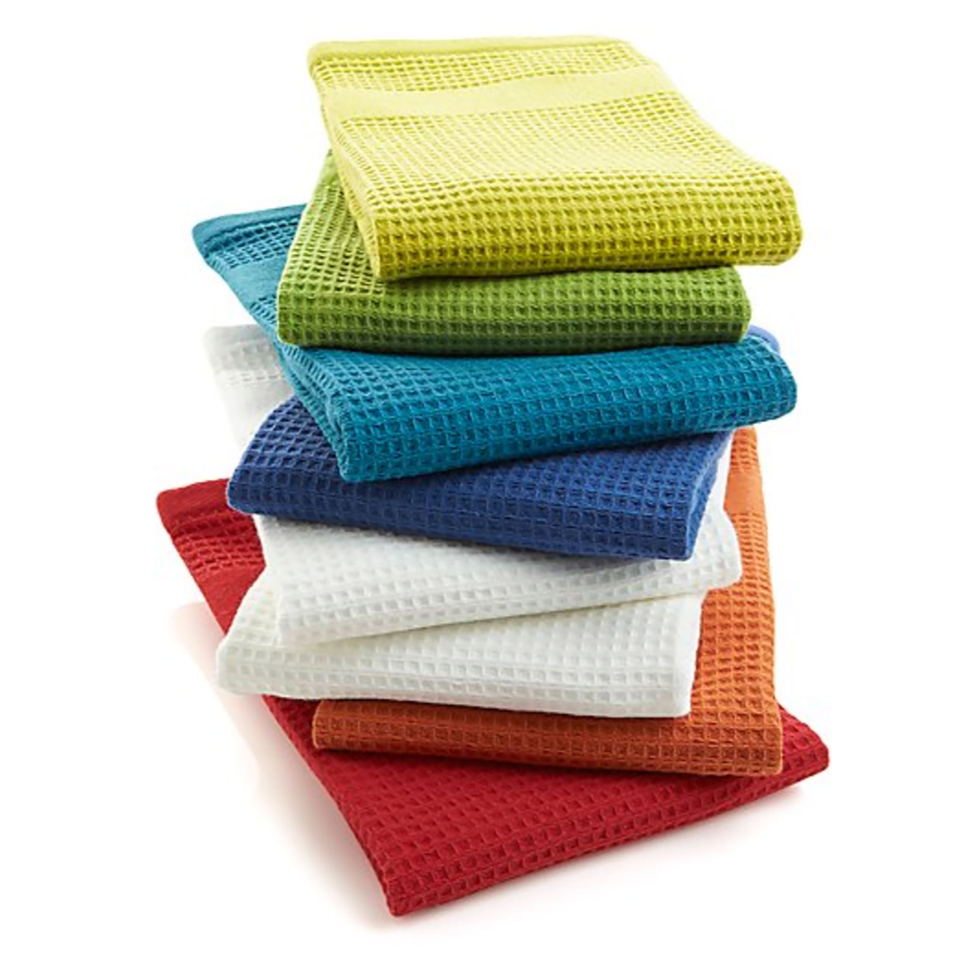 Crate and Barrel Waffle-Terry Dish Towels