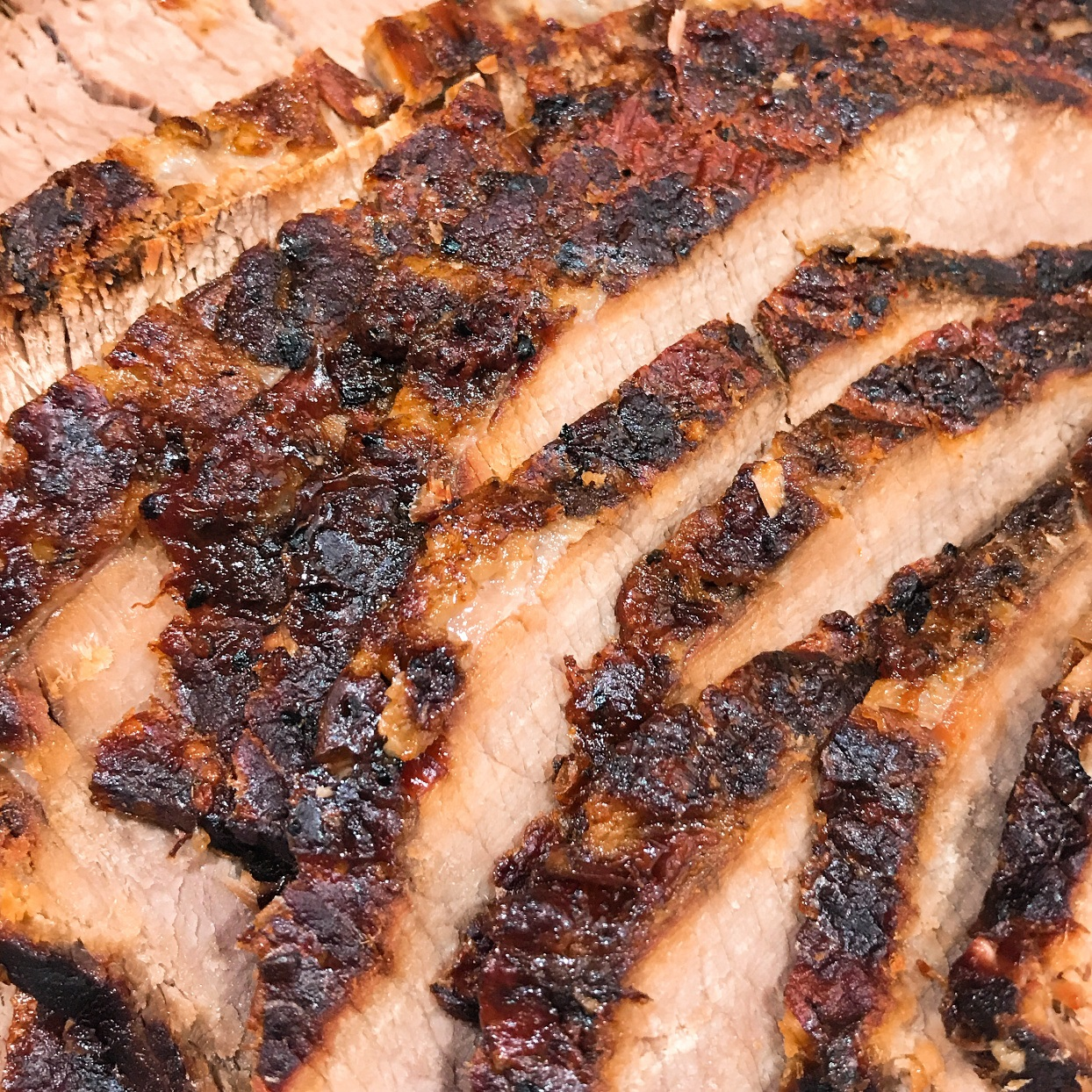 Yeah, I-Liven-in-Texas, Smoked Brisket