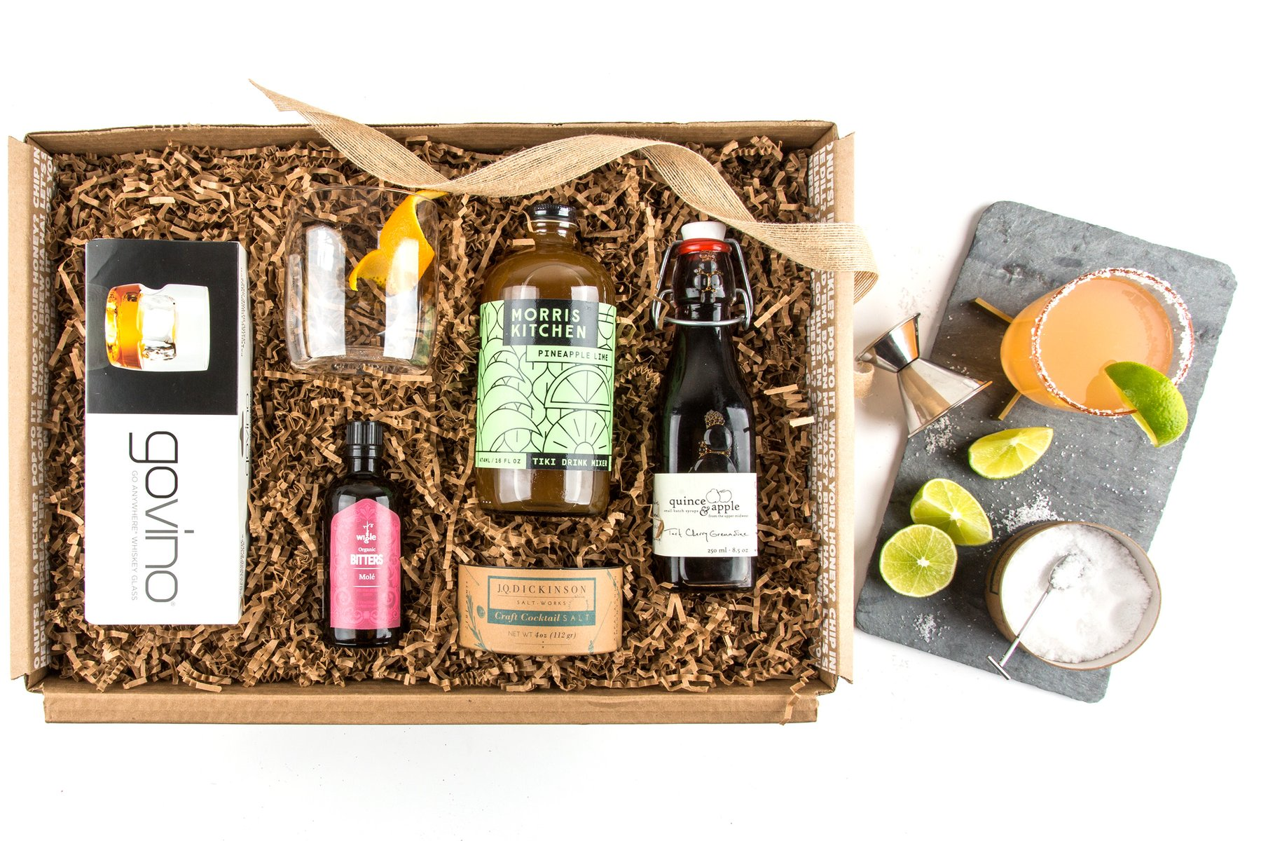 tequila gift box