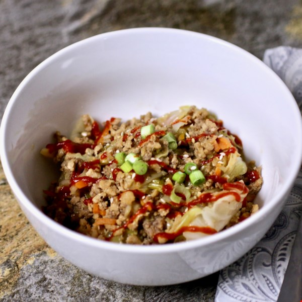 Instant Pot® Egg Roll in a Bowl