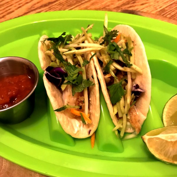 Grilled Tilapia Tacos